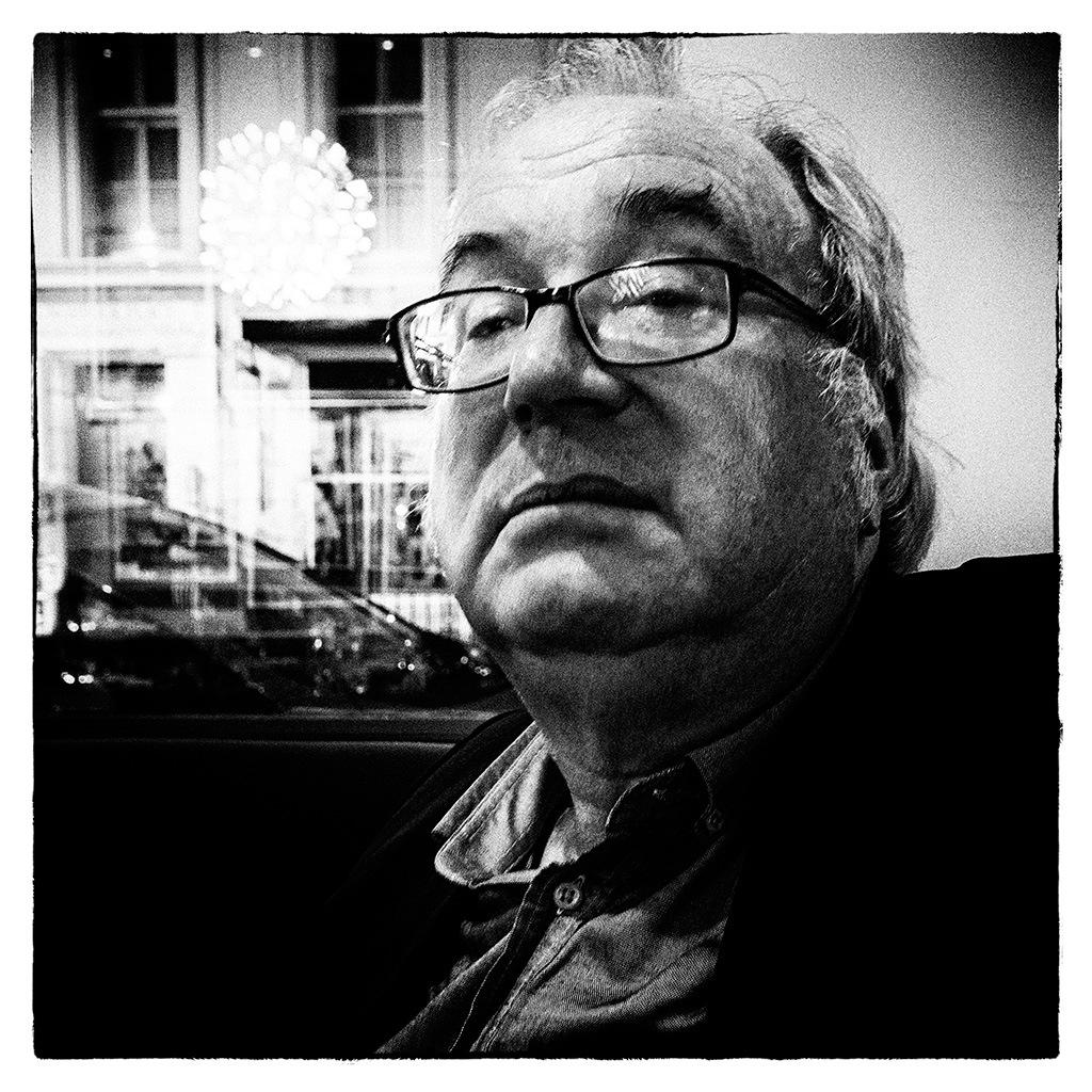 Grumpy old man by DavidNorfolk