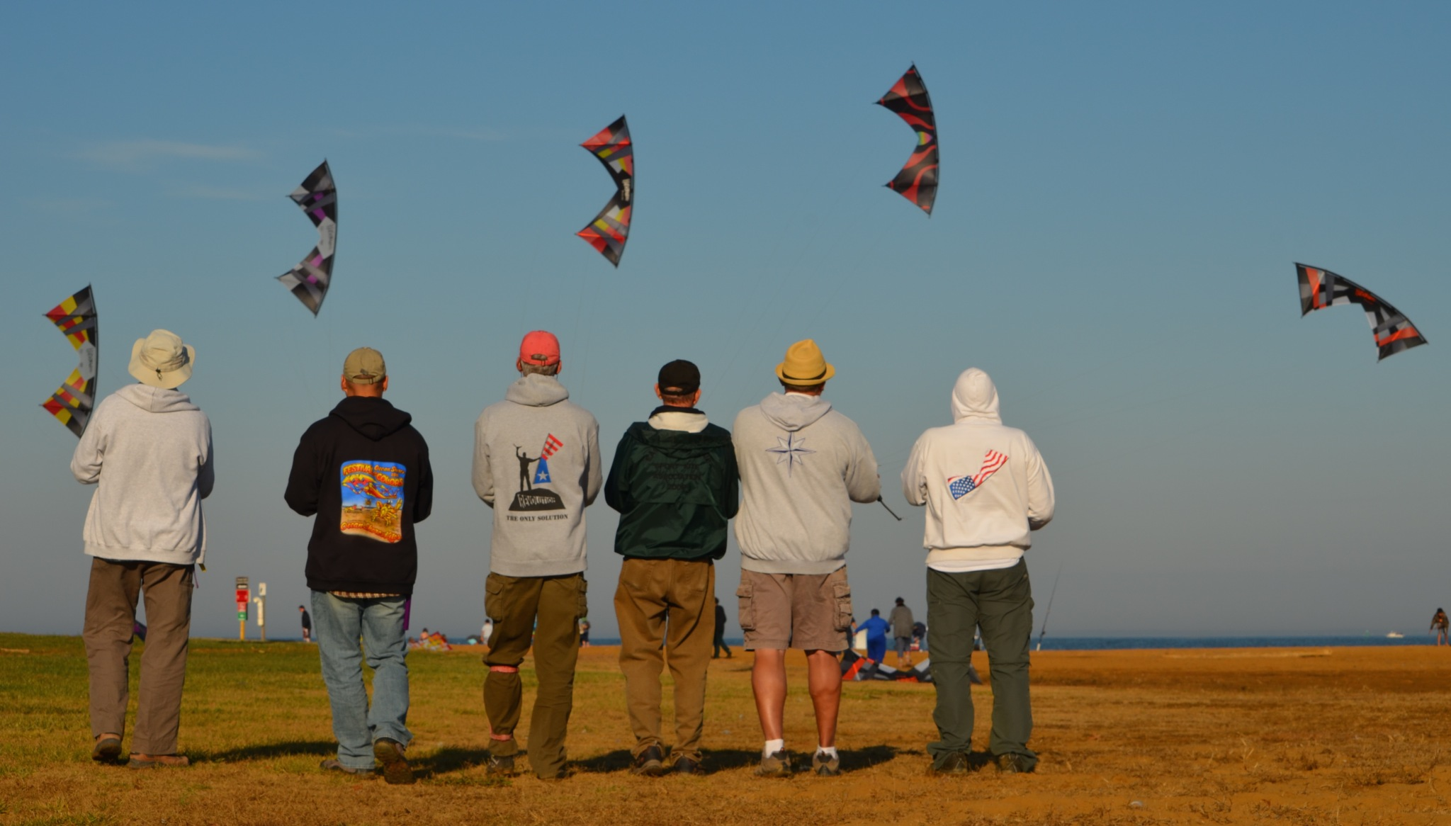 Sport Kites on The Bay by RockFishPhotography21037