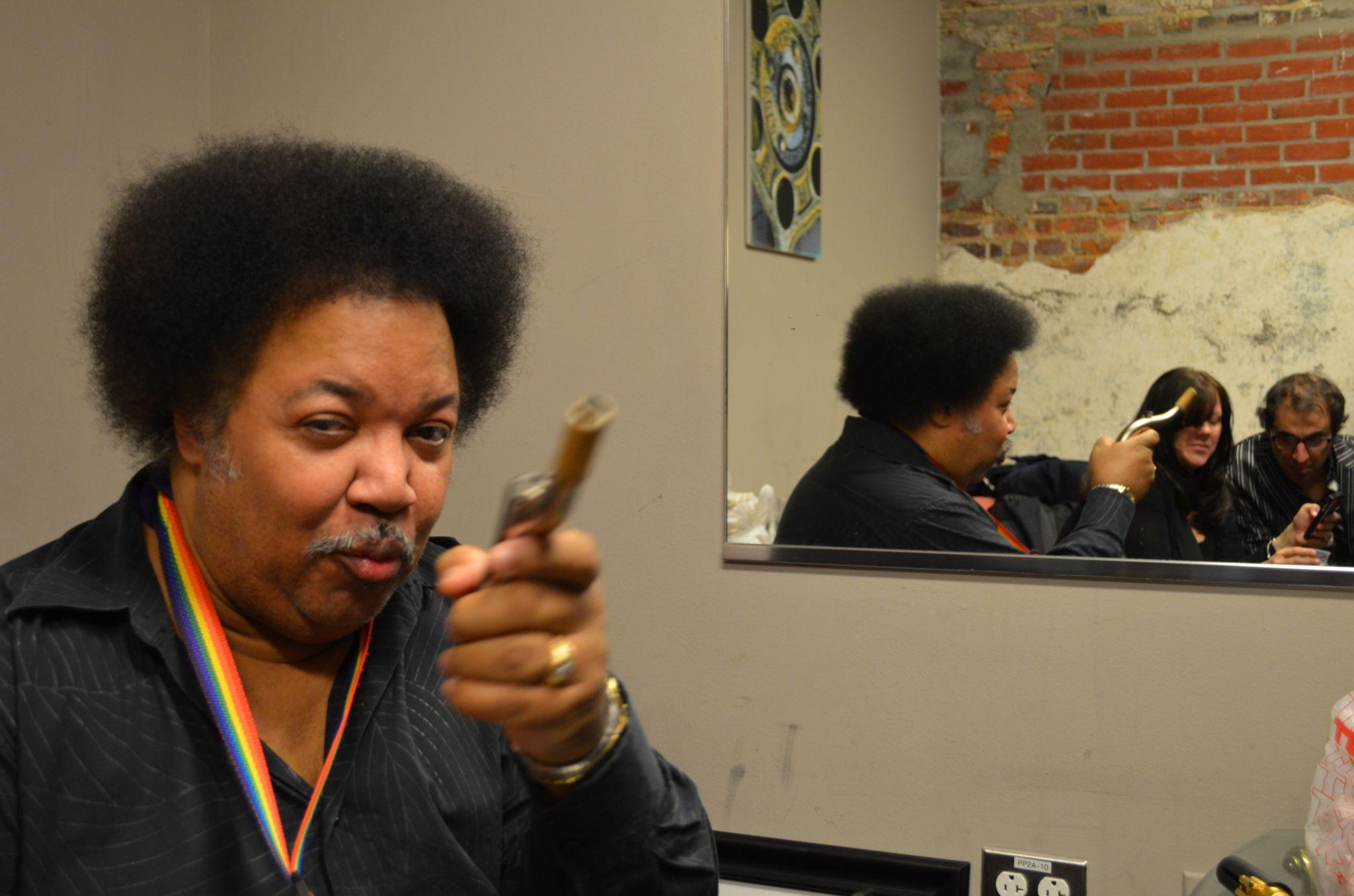 Ron Holloway: Dizzie Gillespie's sax player by RockFishPhotography21037