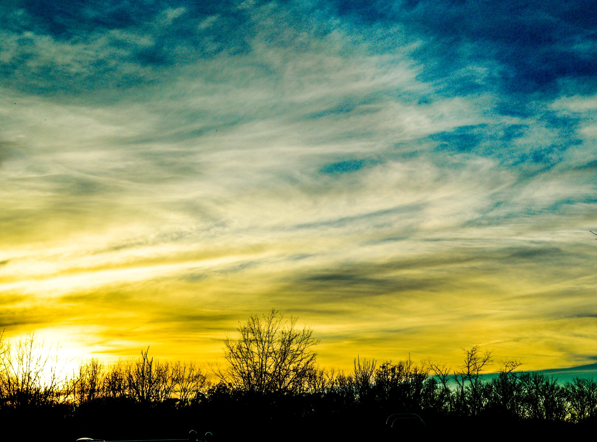 Sky painting by paul.gallwey