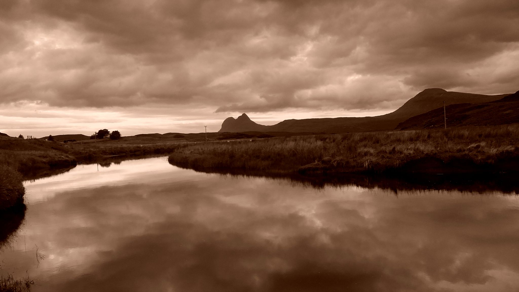 river cloud by WhiteArtPhotography
