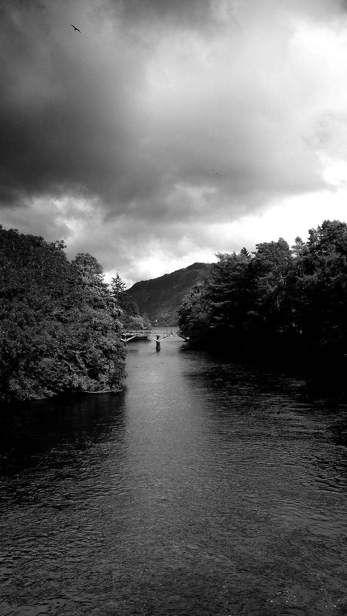 River View Scotland. by WhiteArtPhotography