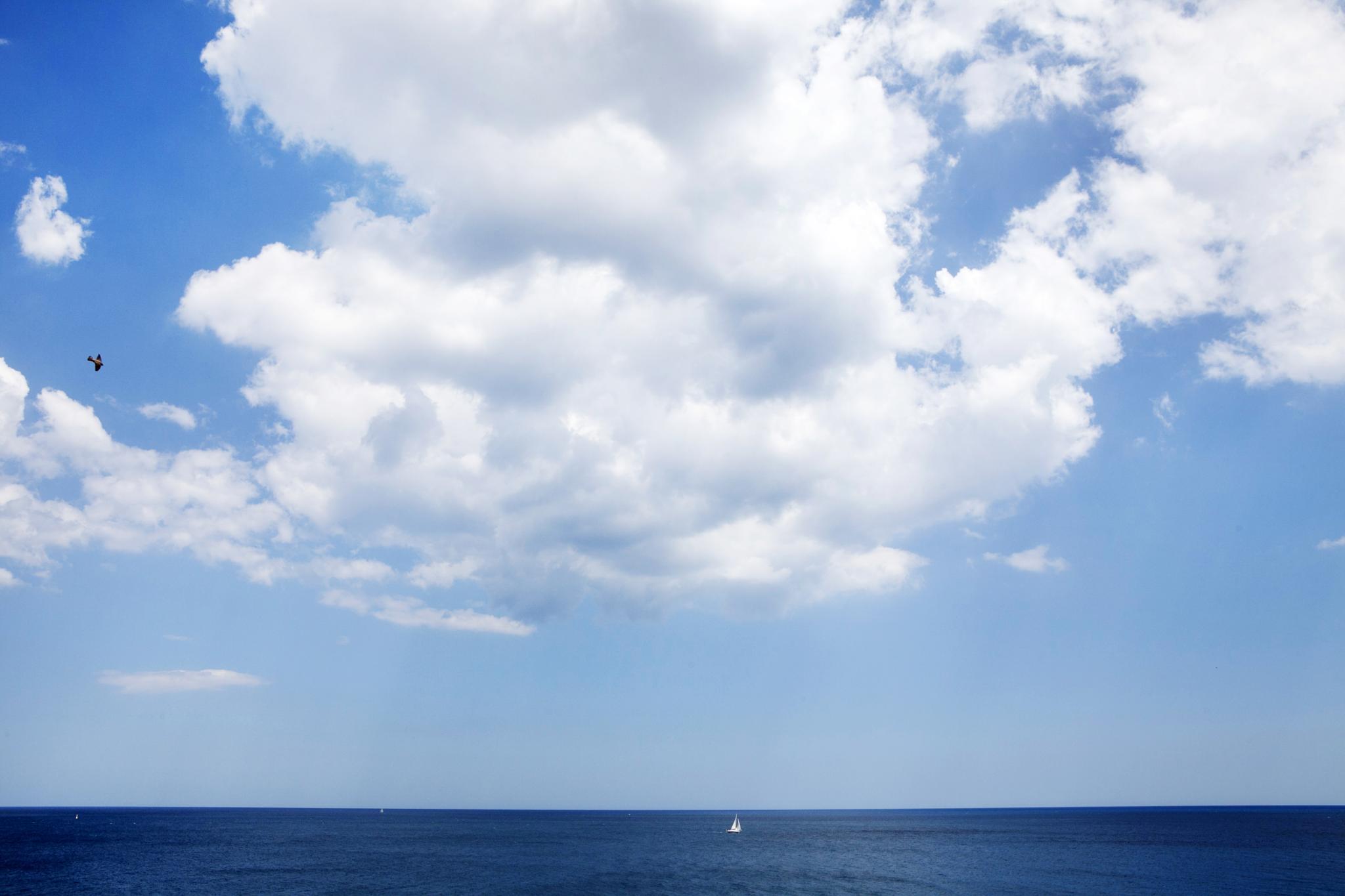 Only blue by Luigi Sauro Photographer Studio