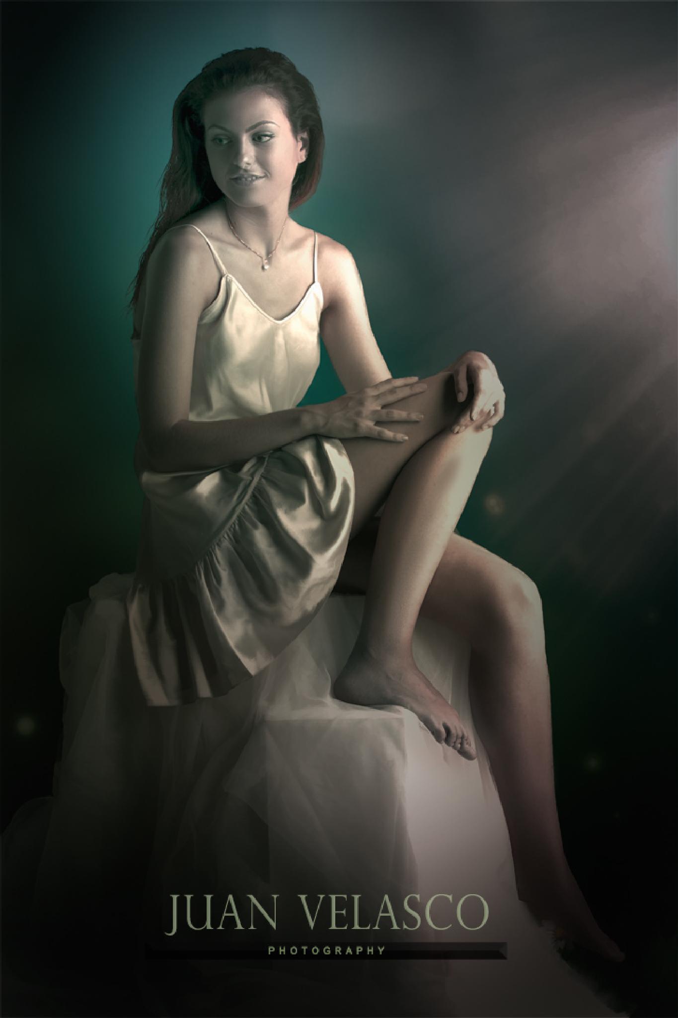 Photo in Fine Art #juan velasco #juanvelasco #magazine #photoshop #light #beauty #girl #lady #tone
