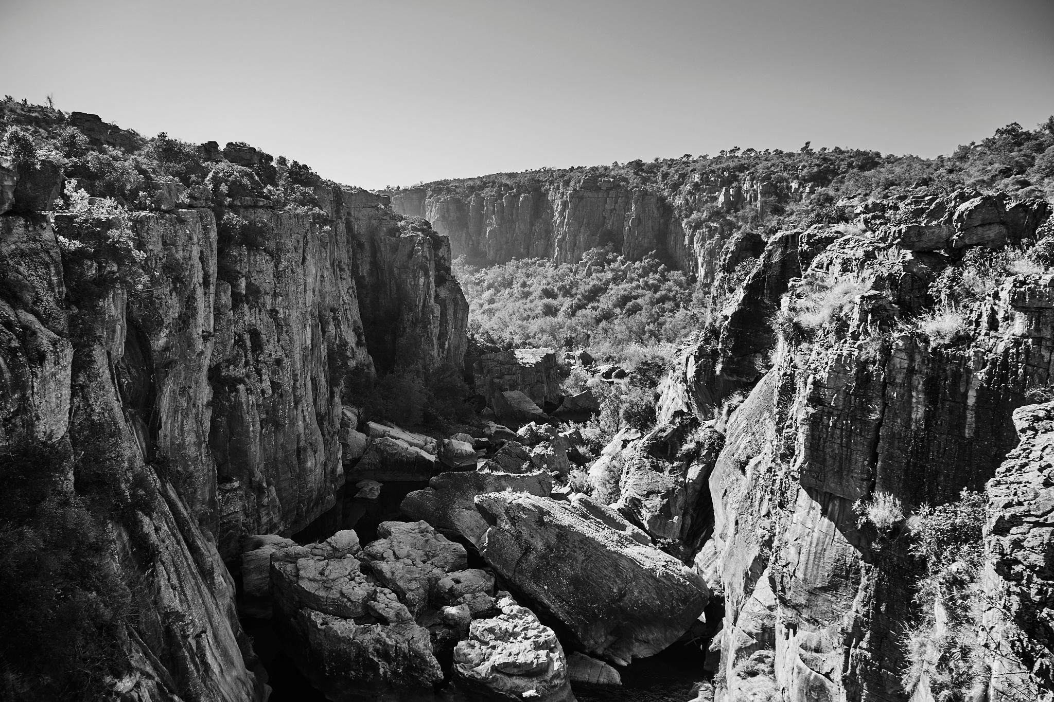 Sudafrica. Blyde River Canyon. by Stefano Menegon