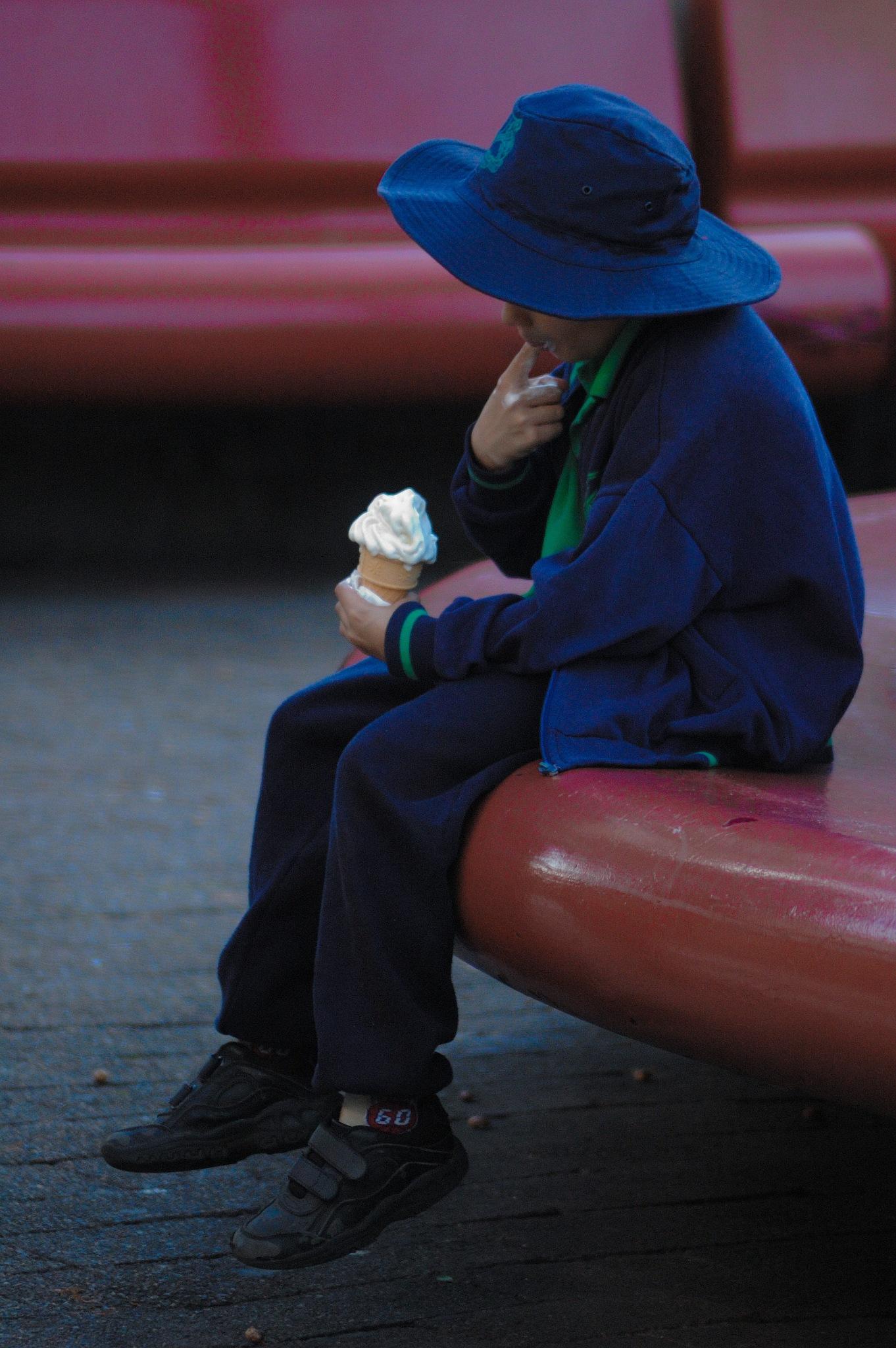 Ice Cream Kid by Guy Wilson
