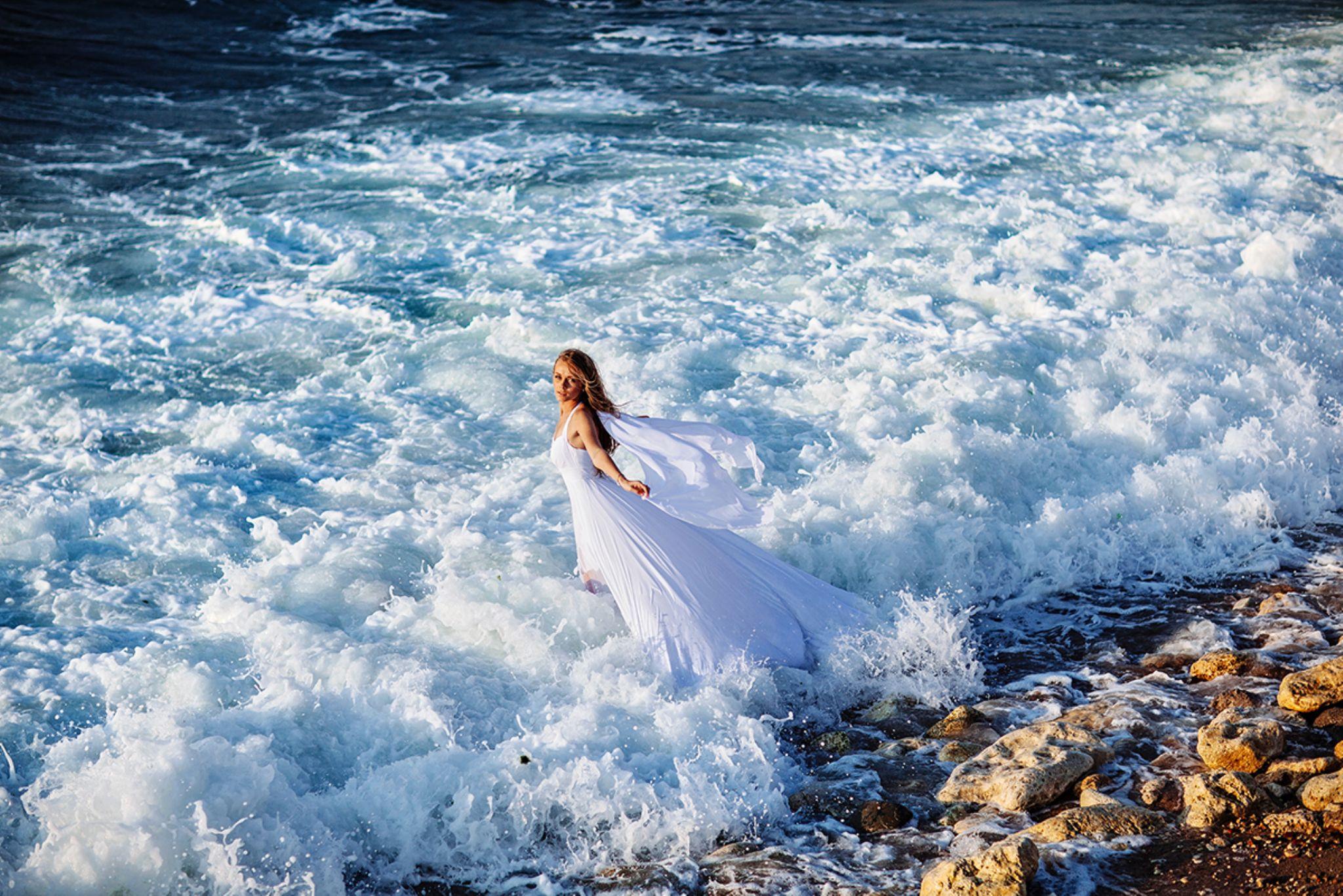 blue sea by sunbird