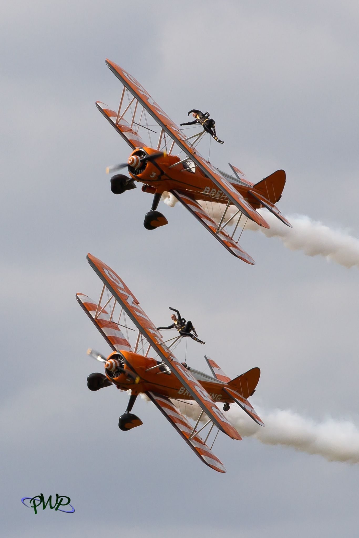 Wing Walkers by peter.worth2