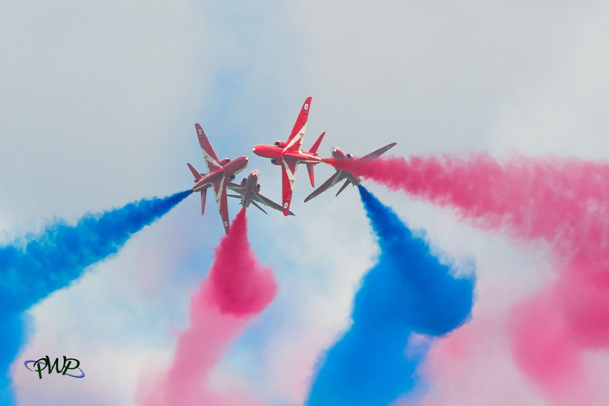 Red Arrows by peter.worth2
