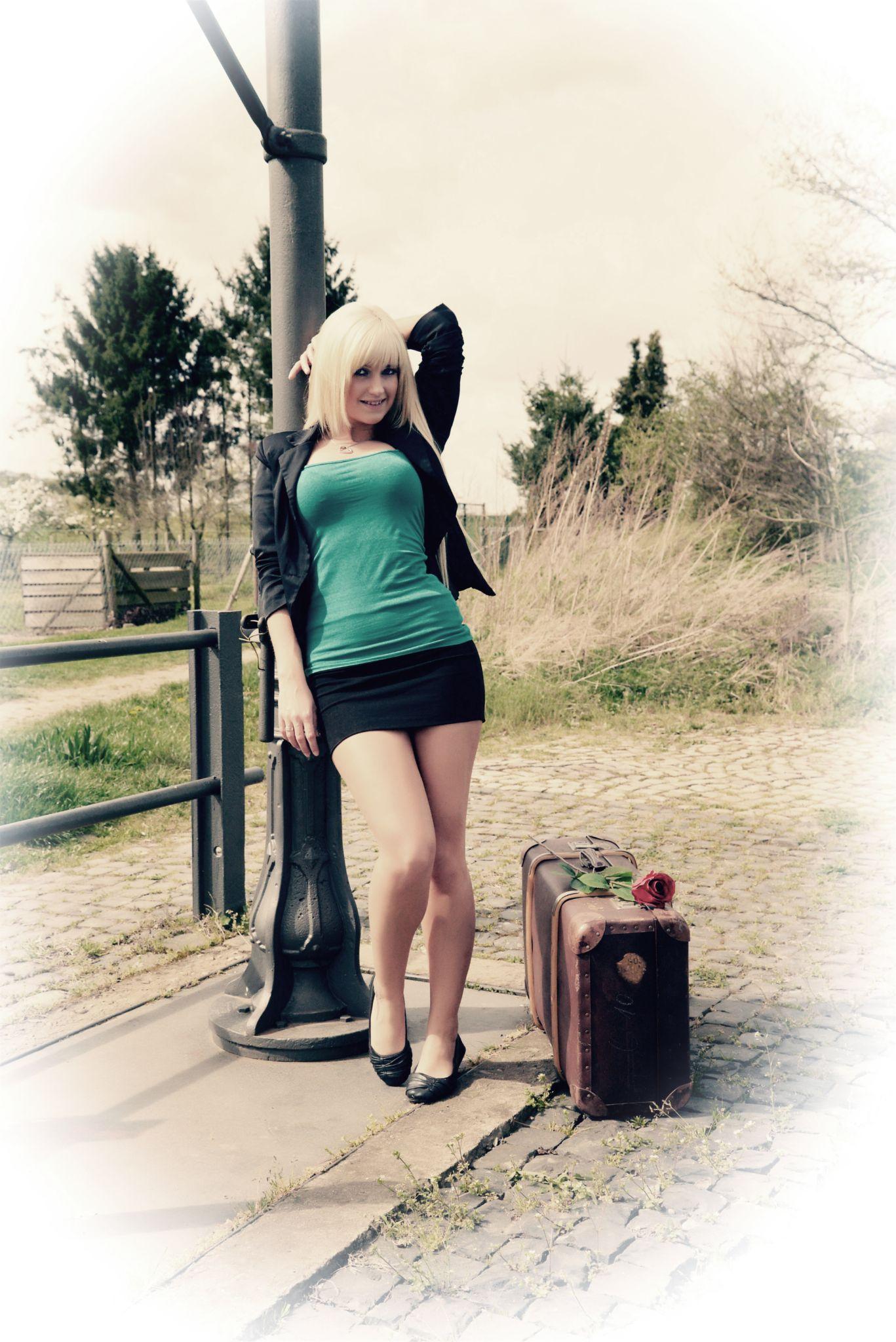 Jenny (Model) by foto.bilgin