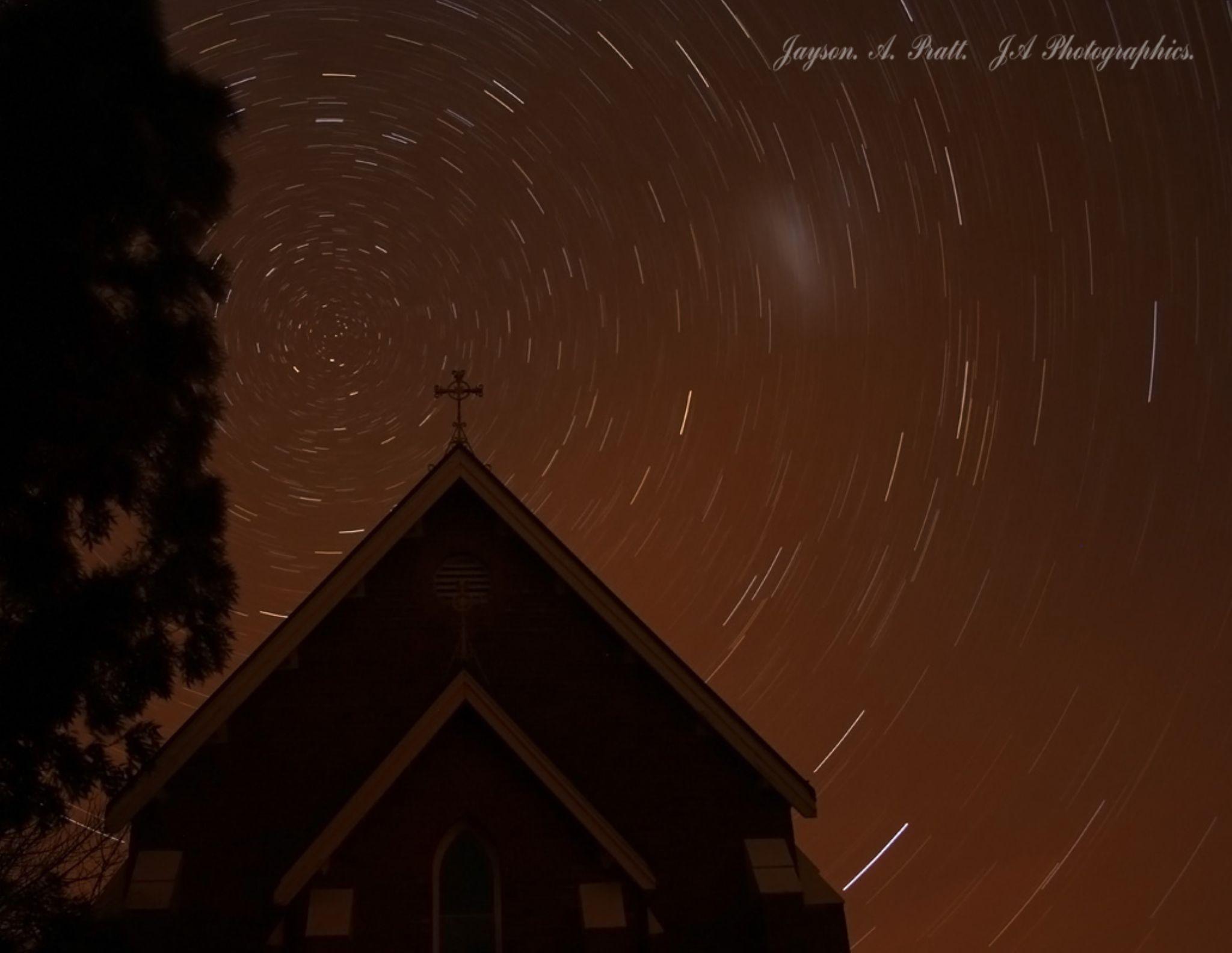 Tarrawingee church by Jayson Pratt