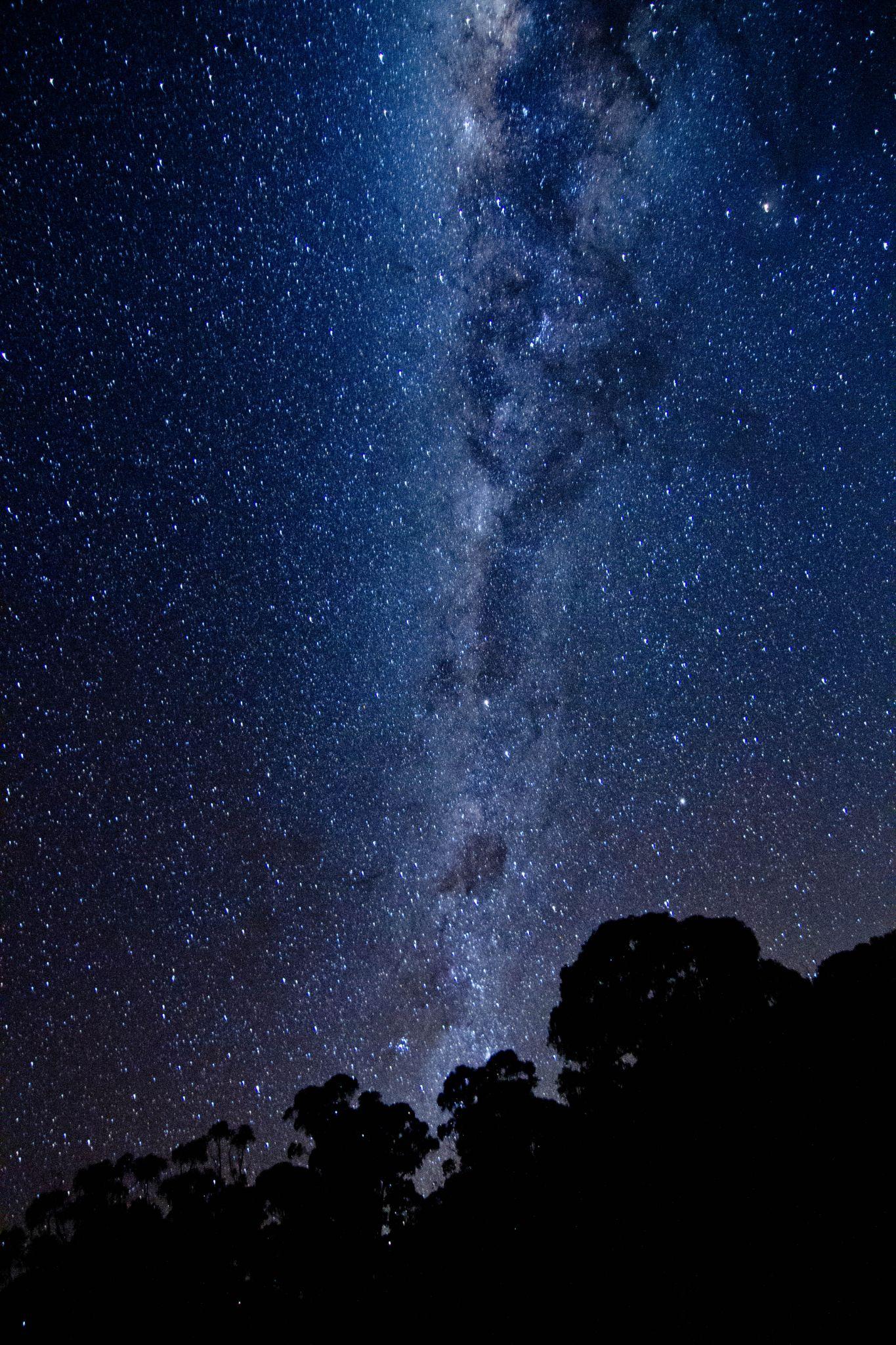 Under the Milkyway by Jayson Pratt