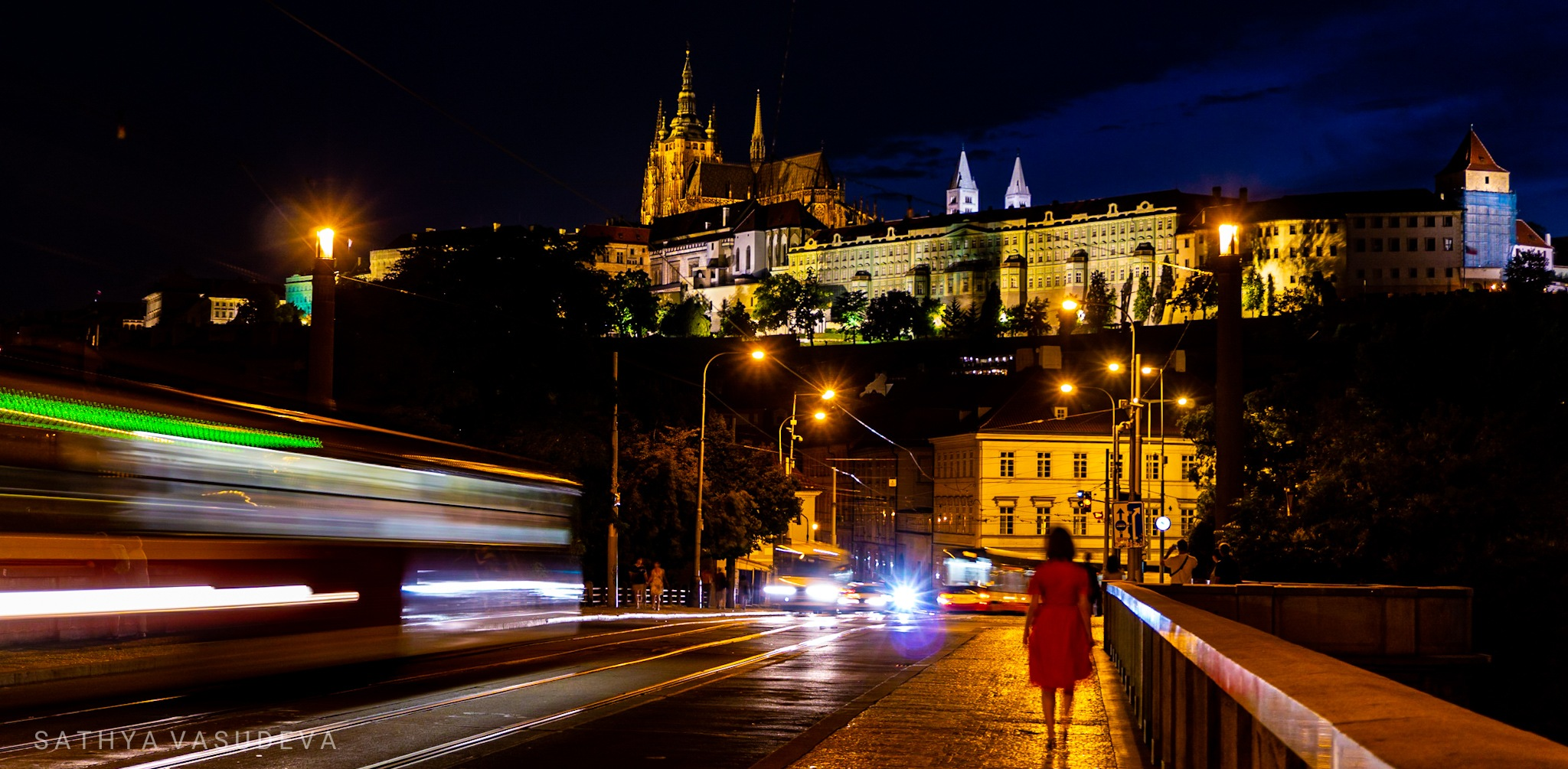 Speed of light by Sathya