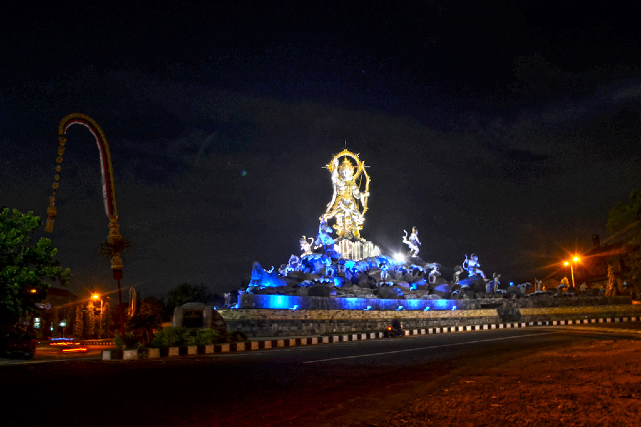 night spoot by dewaputra