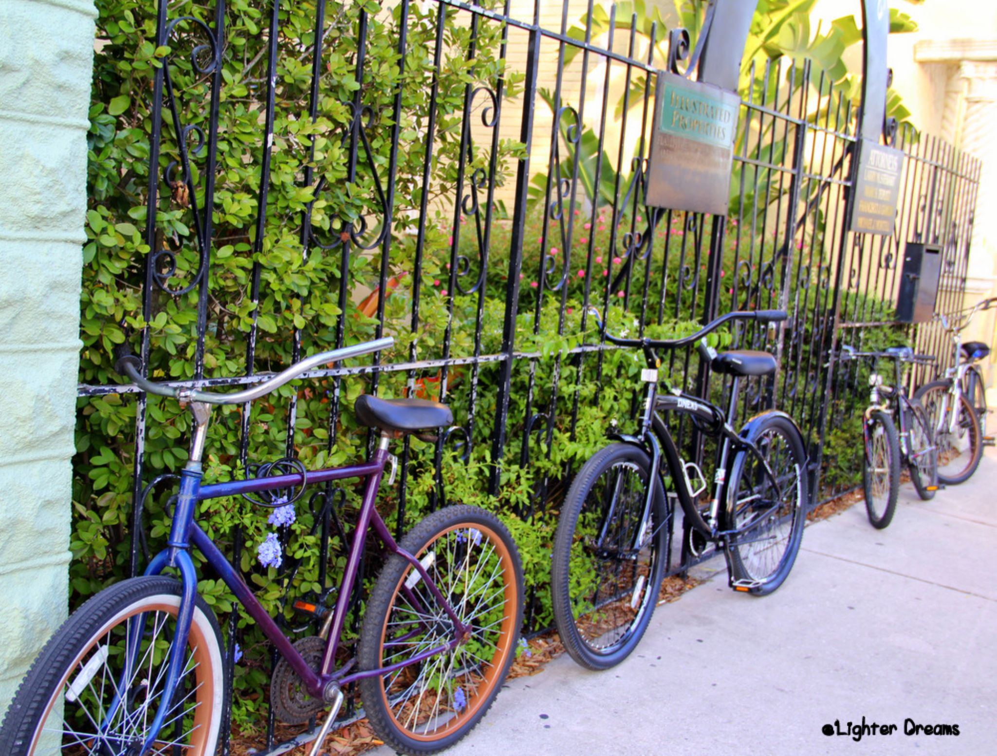 Bicycles by LighterDreams