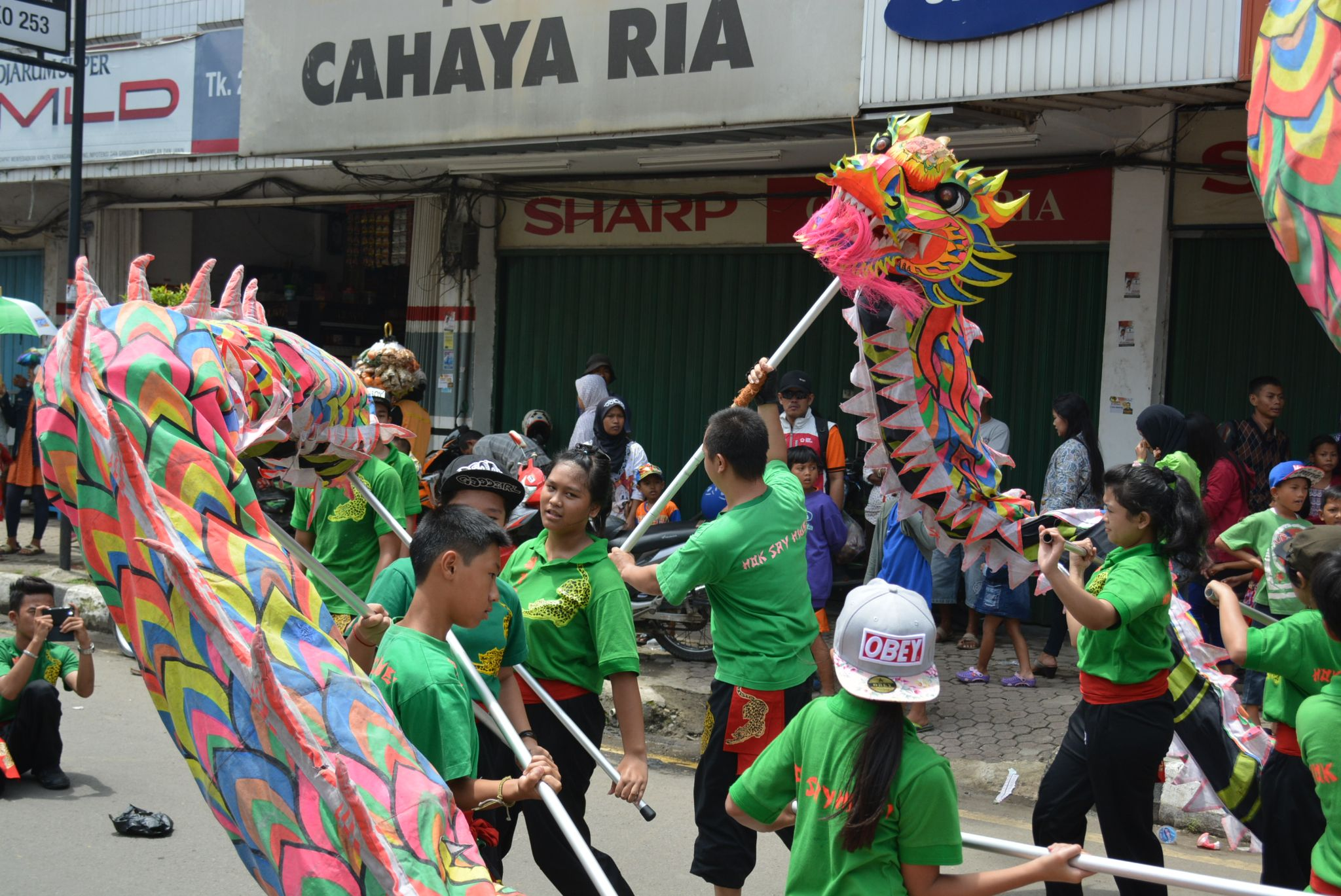 the green dragon by rickypermadi.santoso