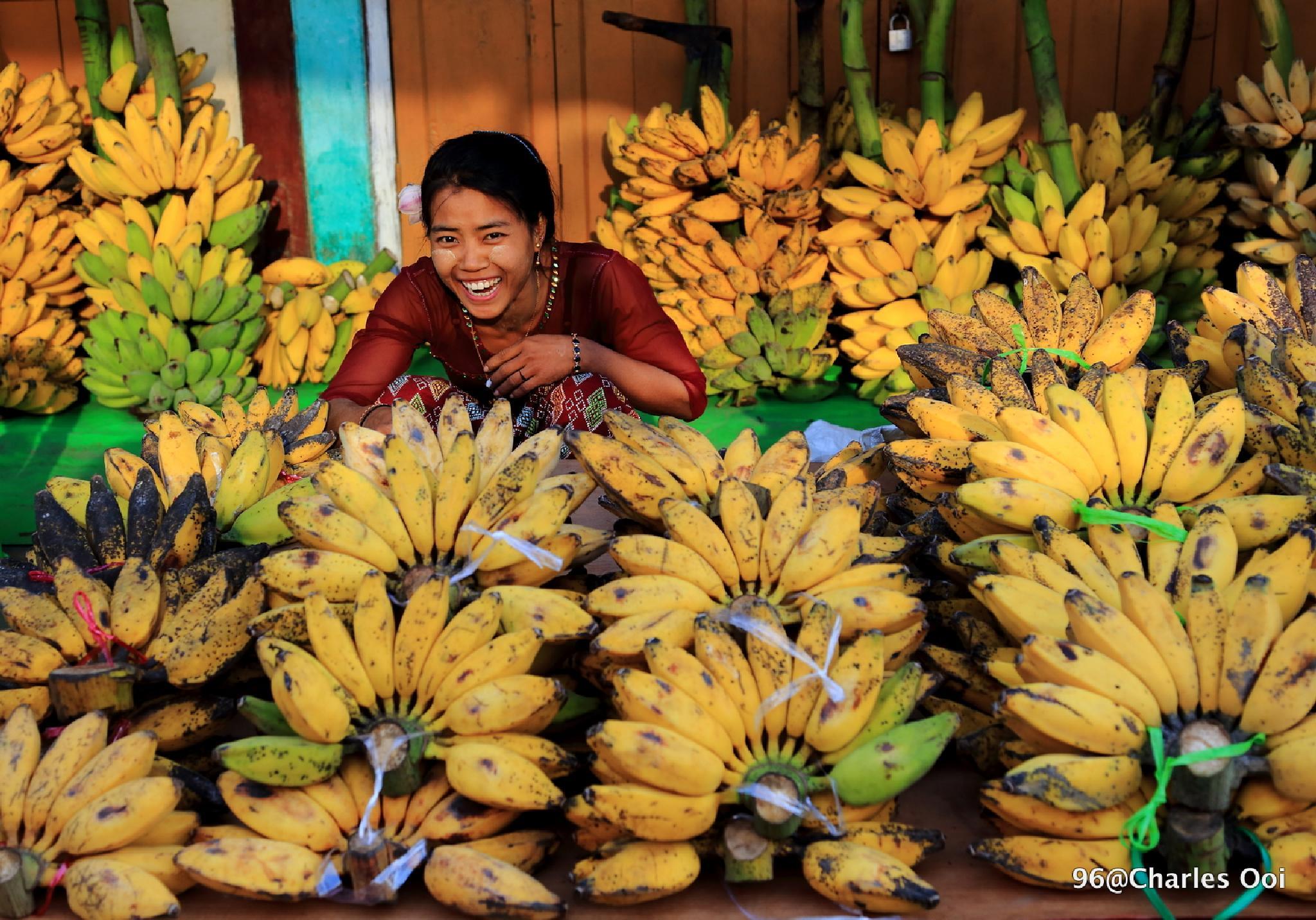 Market at Bagan_Myanmar by CharlesOoi6