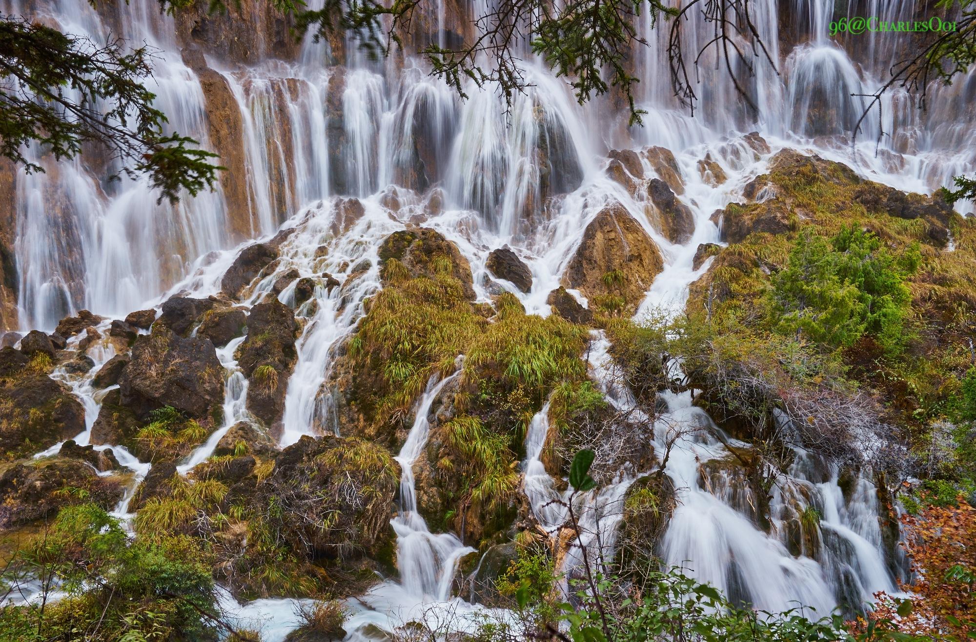 Amazing Waterfall by CharlesOoi6