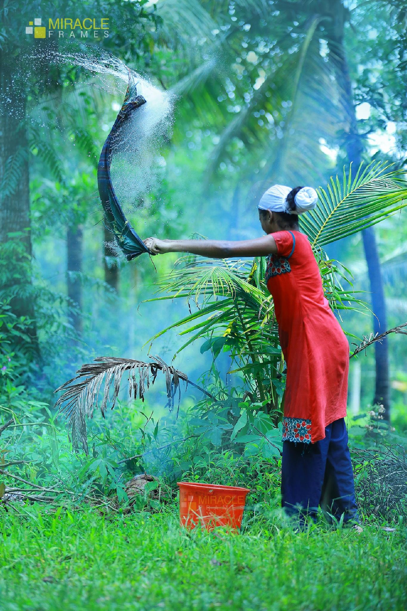 #Kerala,# My Village, # Cherthala,#Alappuzha. by Punnaveran Santhosh