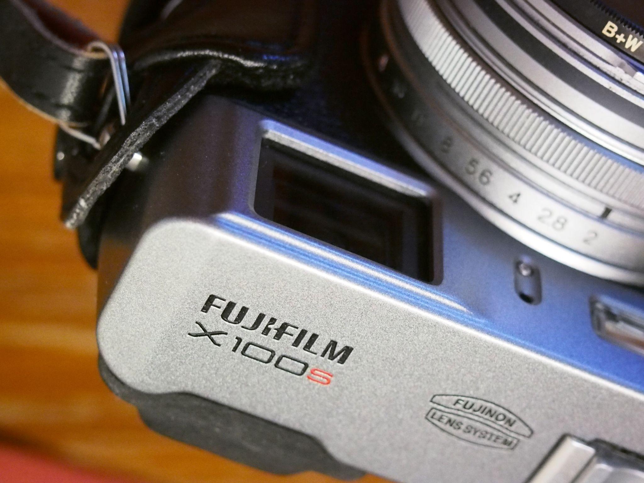 fujifilm x100s by Victor Kam