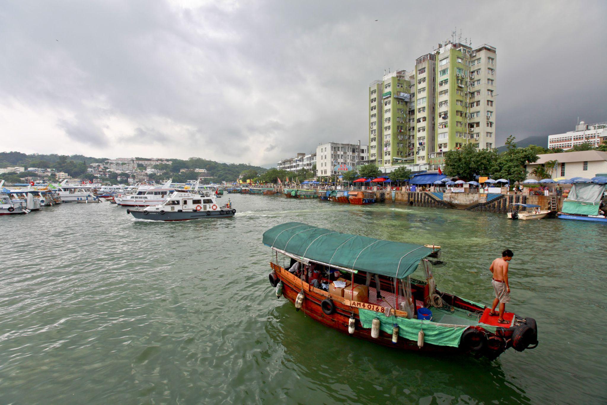 saikung, hong kong by Victor Kam