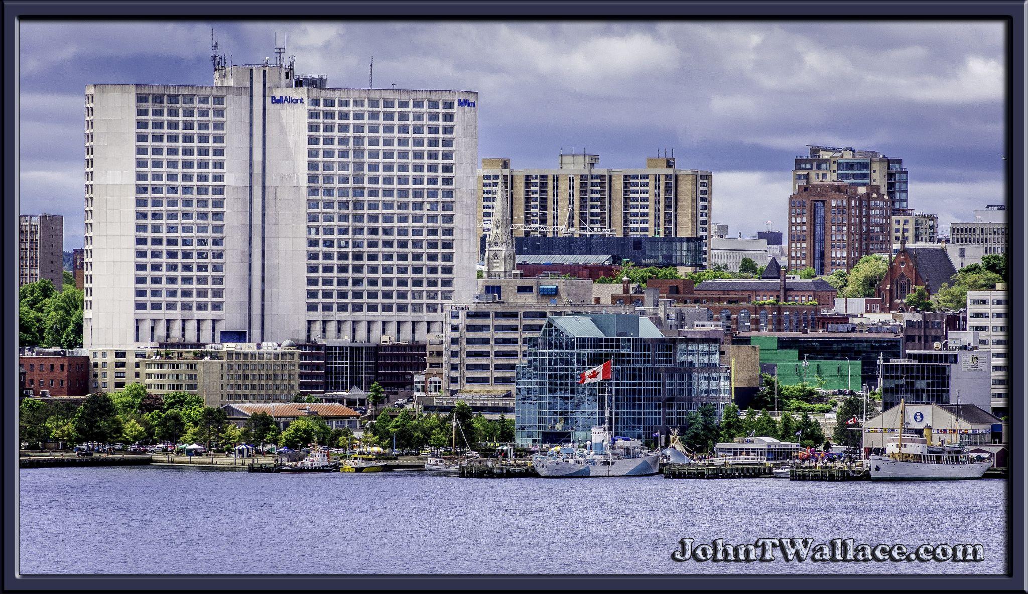 Halifax Waterfront by JohnLovesCanada