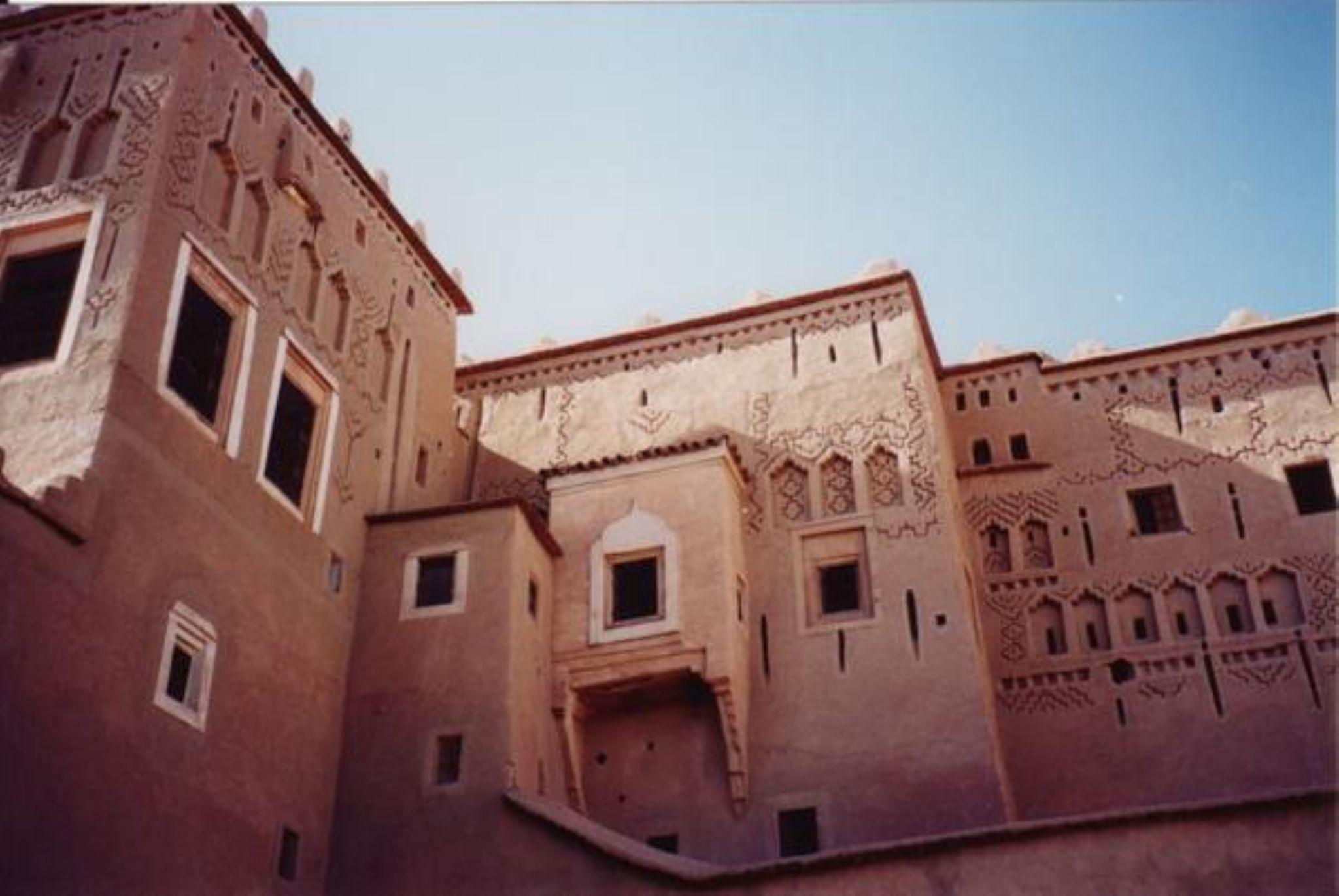 Kasbah Taourirt Ouarzazate by Mehdi Elanani