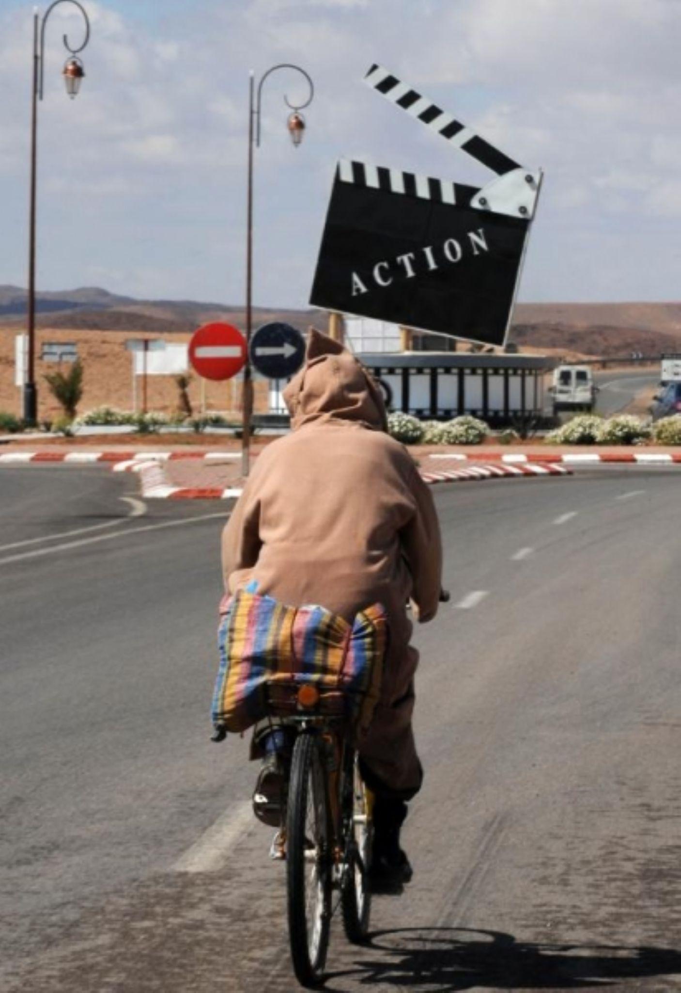 Ouarzazate Action by Mehdi Elanani