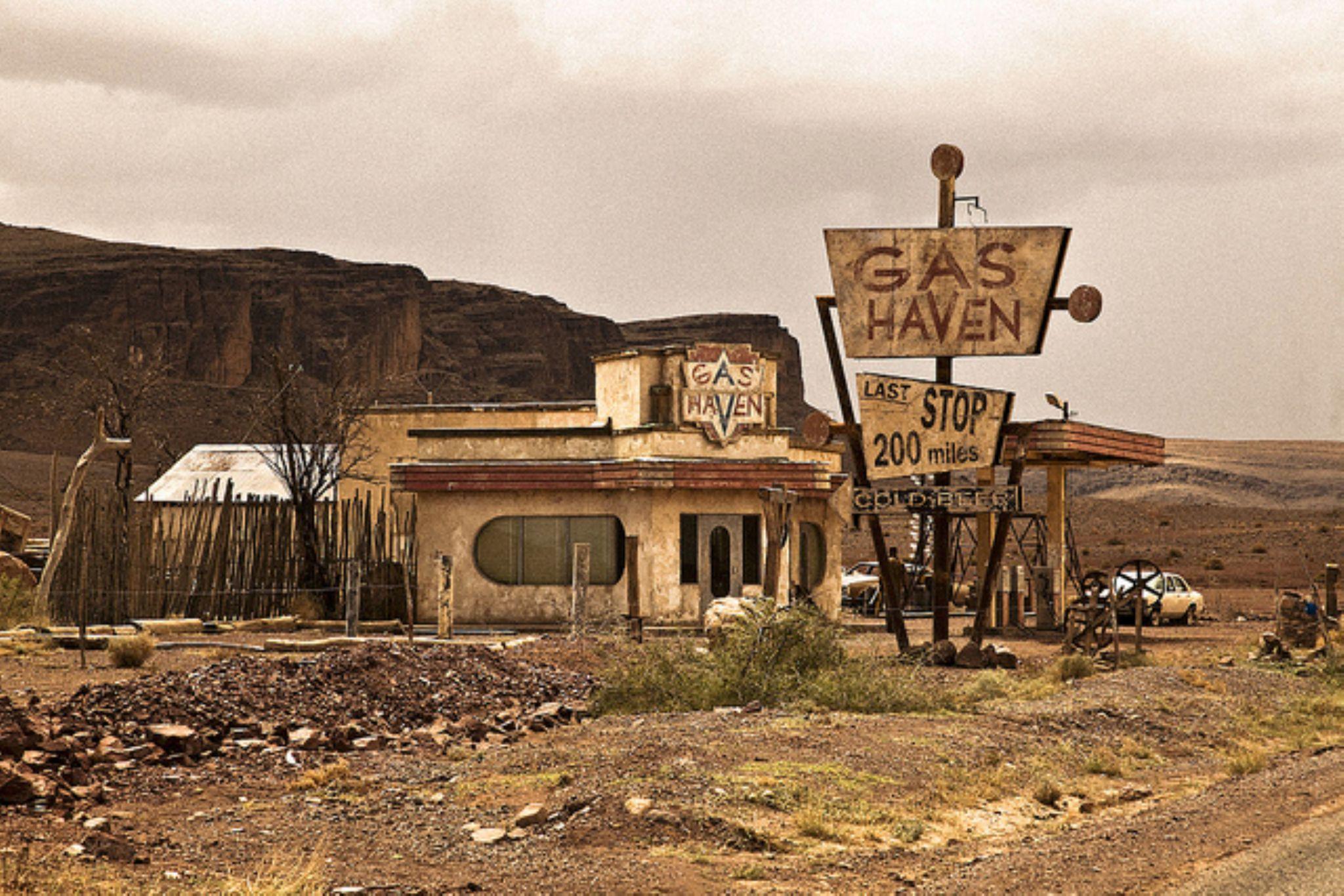 gas haven a ouarzazate Studio  by Mehdi Elanani