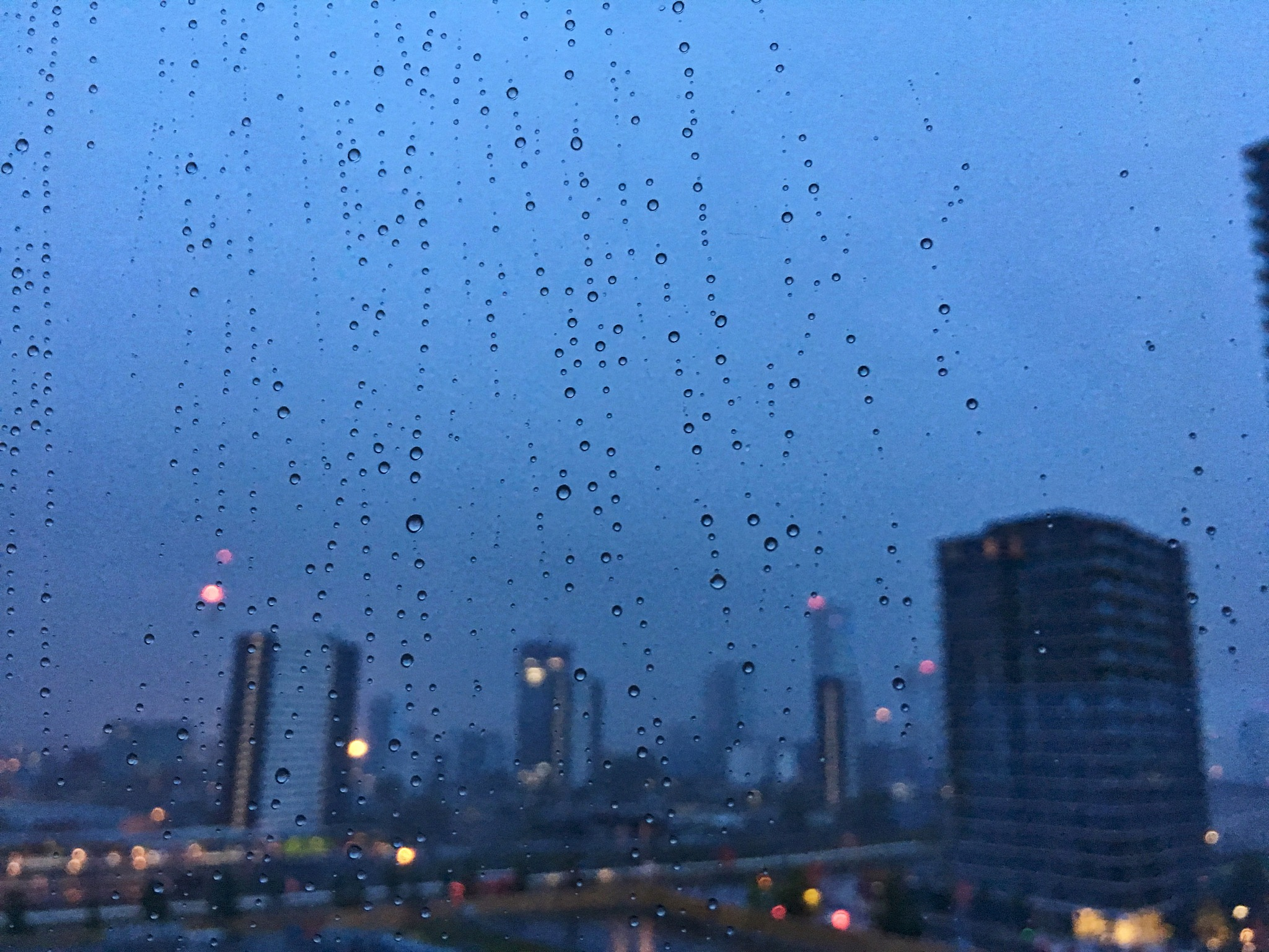 Soggy City by DJW