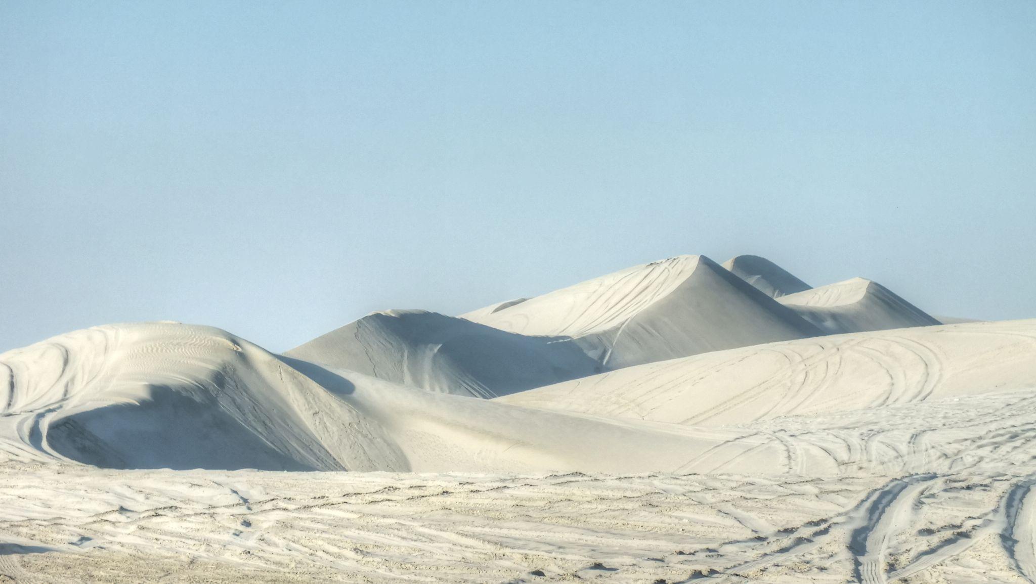 Dunes by DJW
