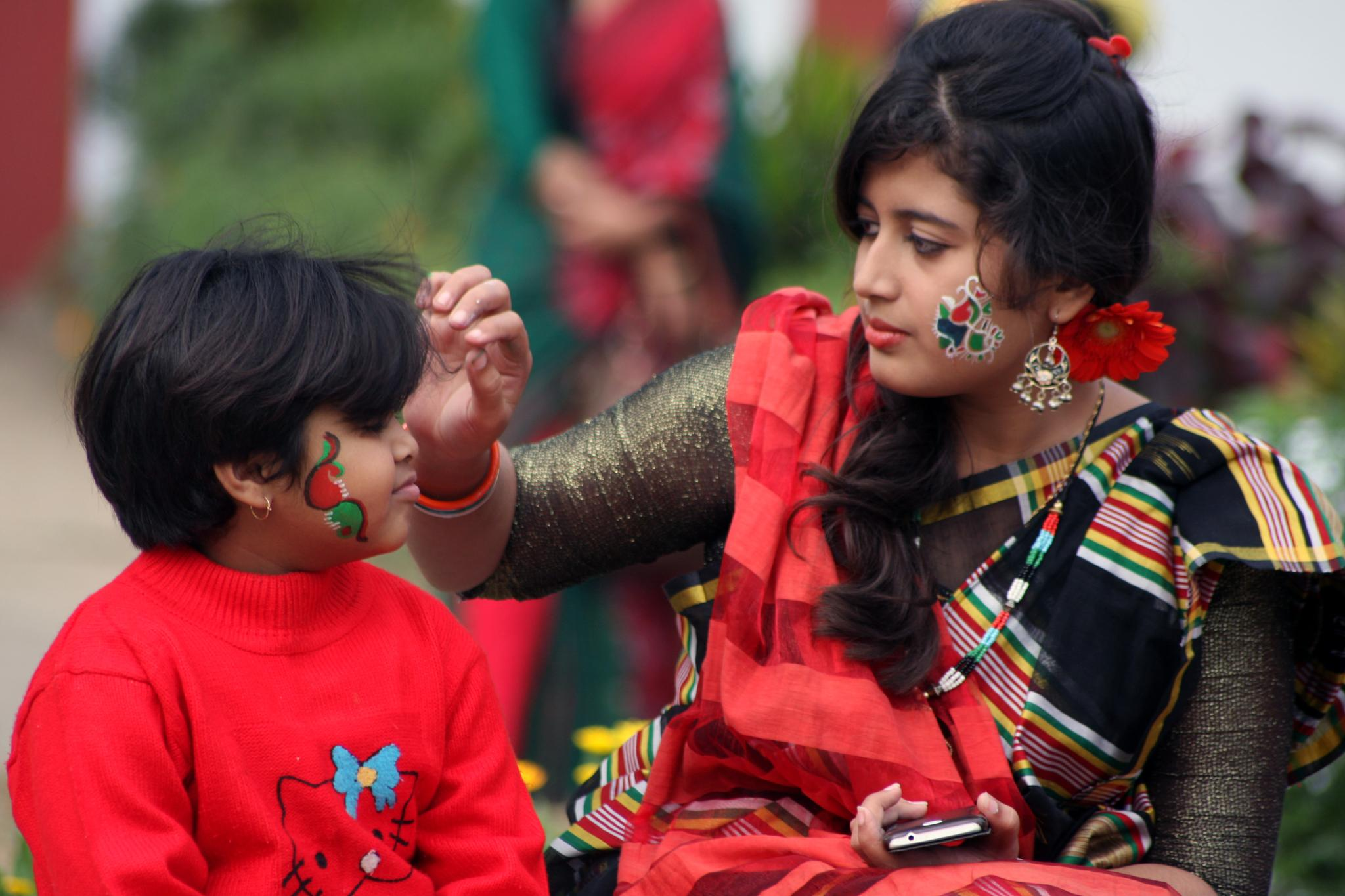 Celebration of Victory Day of Bangladesh by MAK Azad, Ph.D