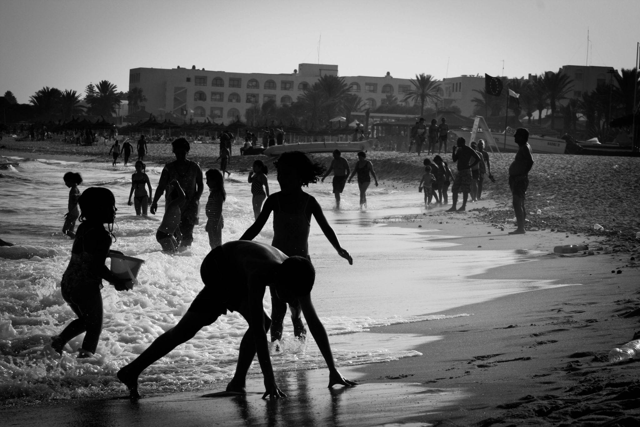Beach by houssemdean