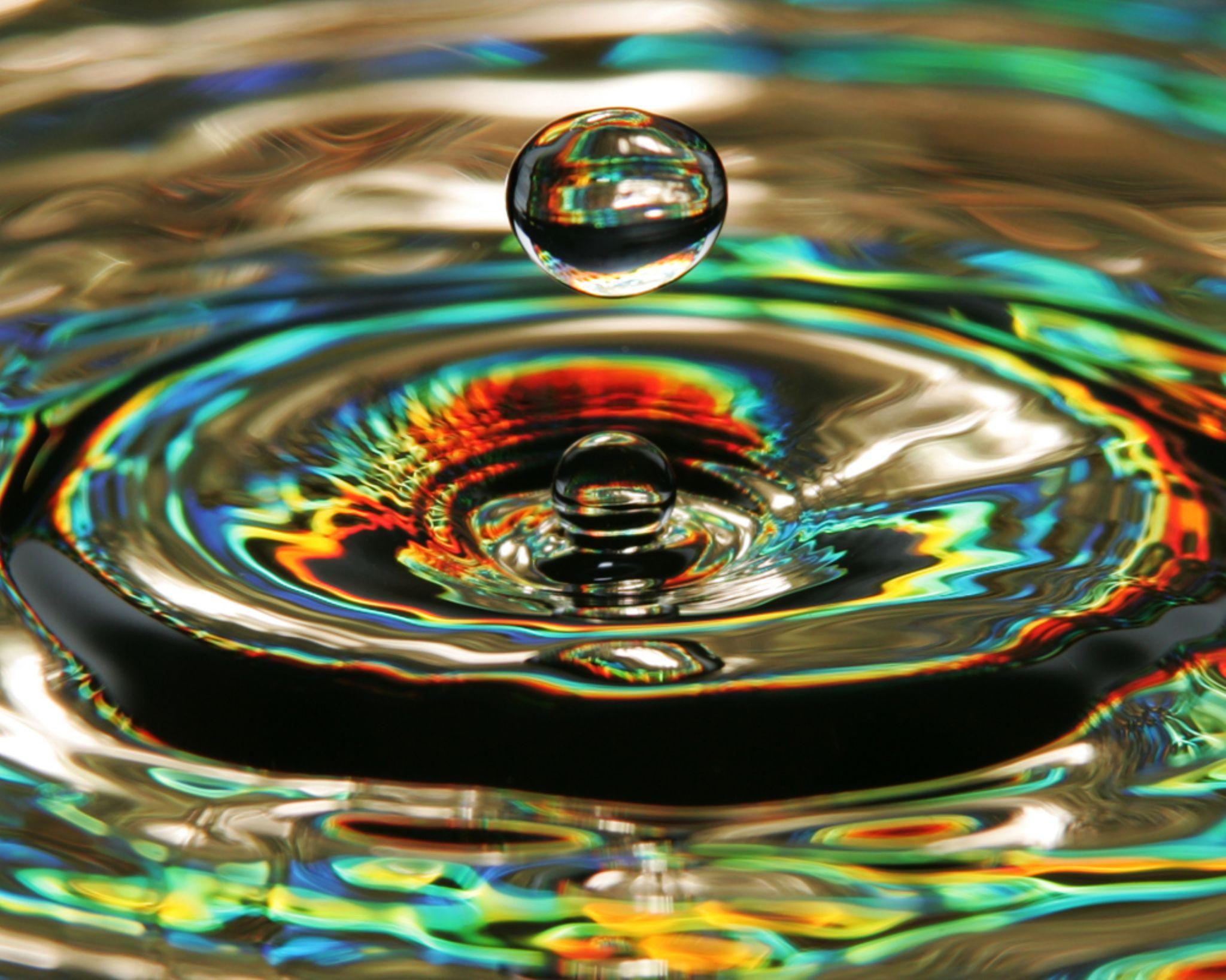 water drop by Crystal.n.Greg.EasterOfNaturesPic