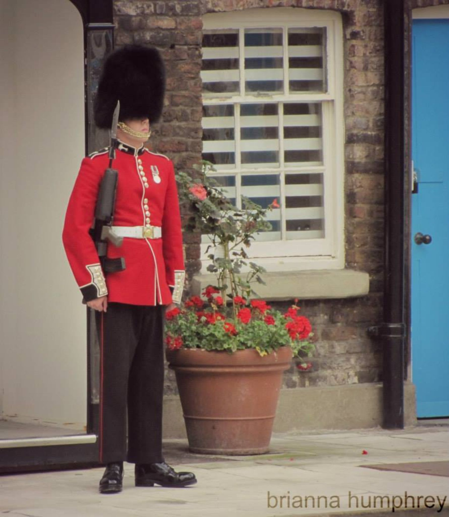 Beefeater - London by Brianna Humphrey