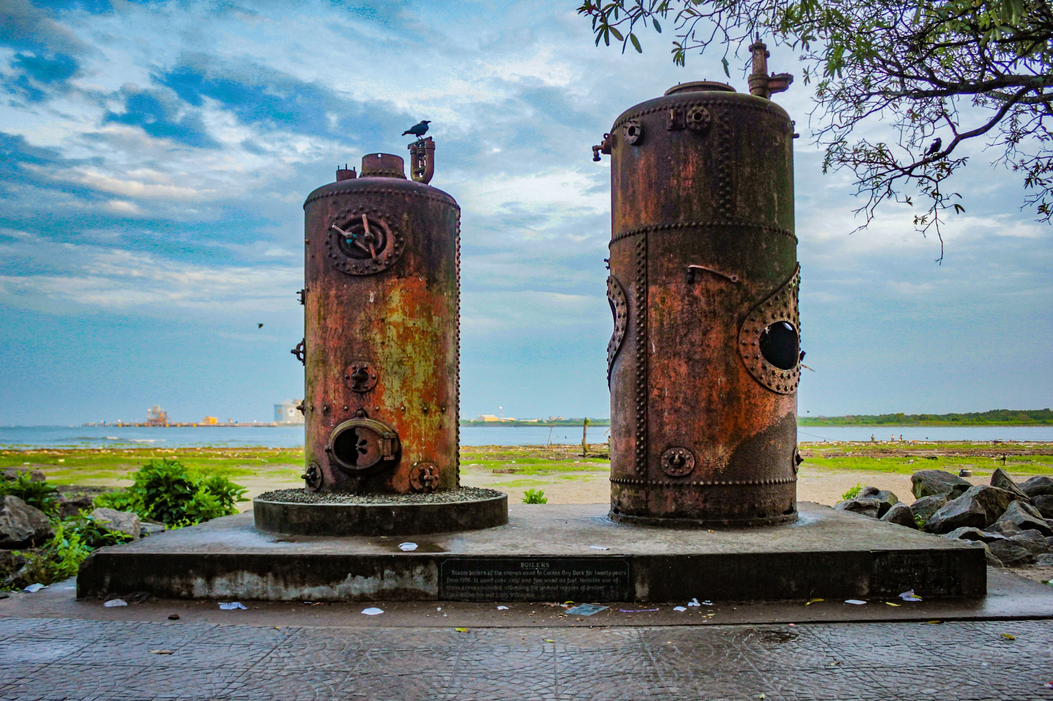 Abandoned Boilers by Siddharth