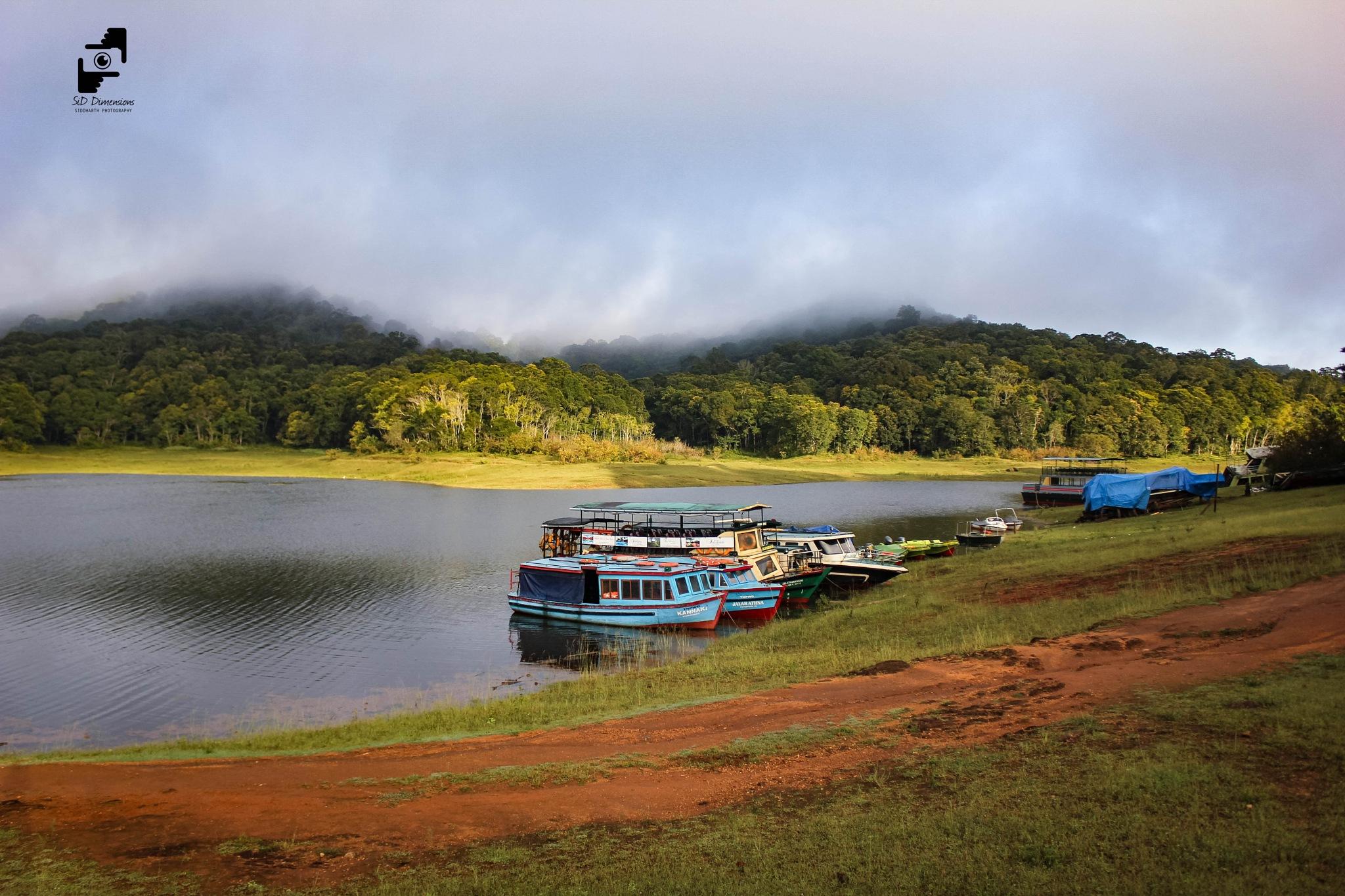 Boating by Siddharth