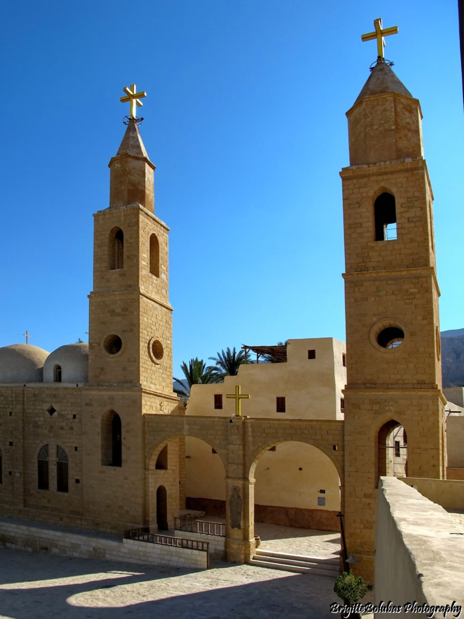 St. Anthony Monastery by LiliomToursBrigitta