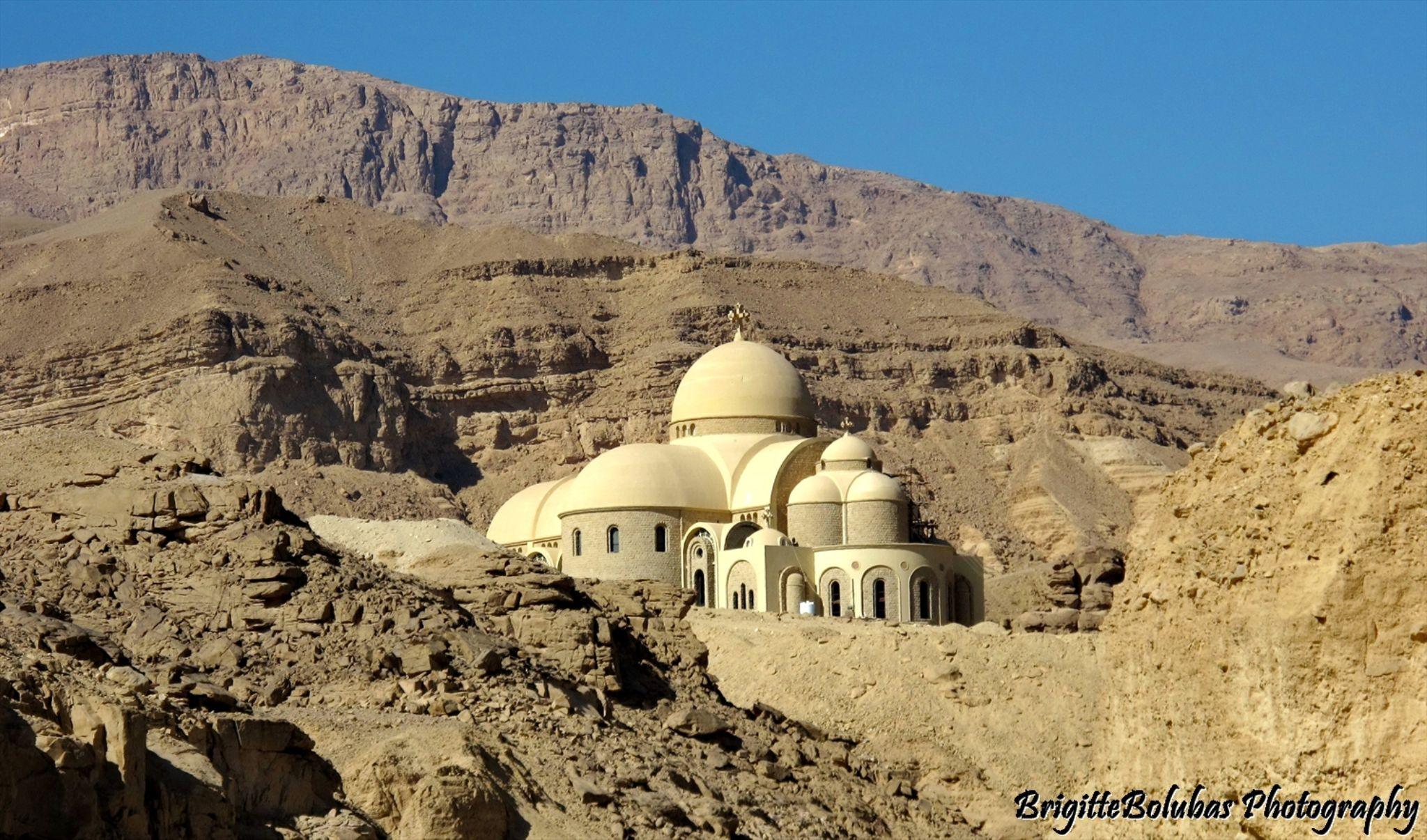 St. Paul Monastery by LiliomToursBrigitta