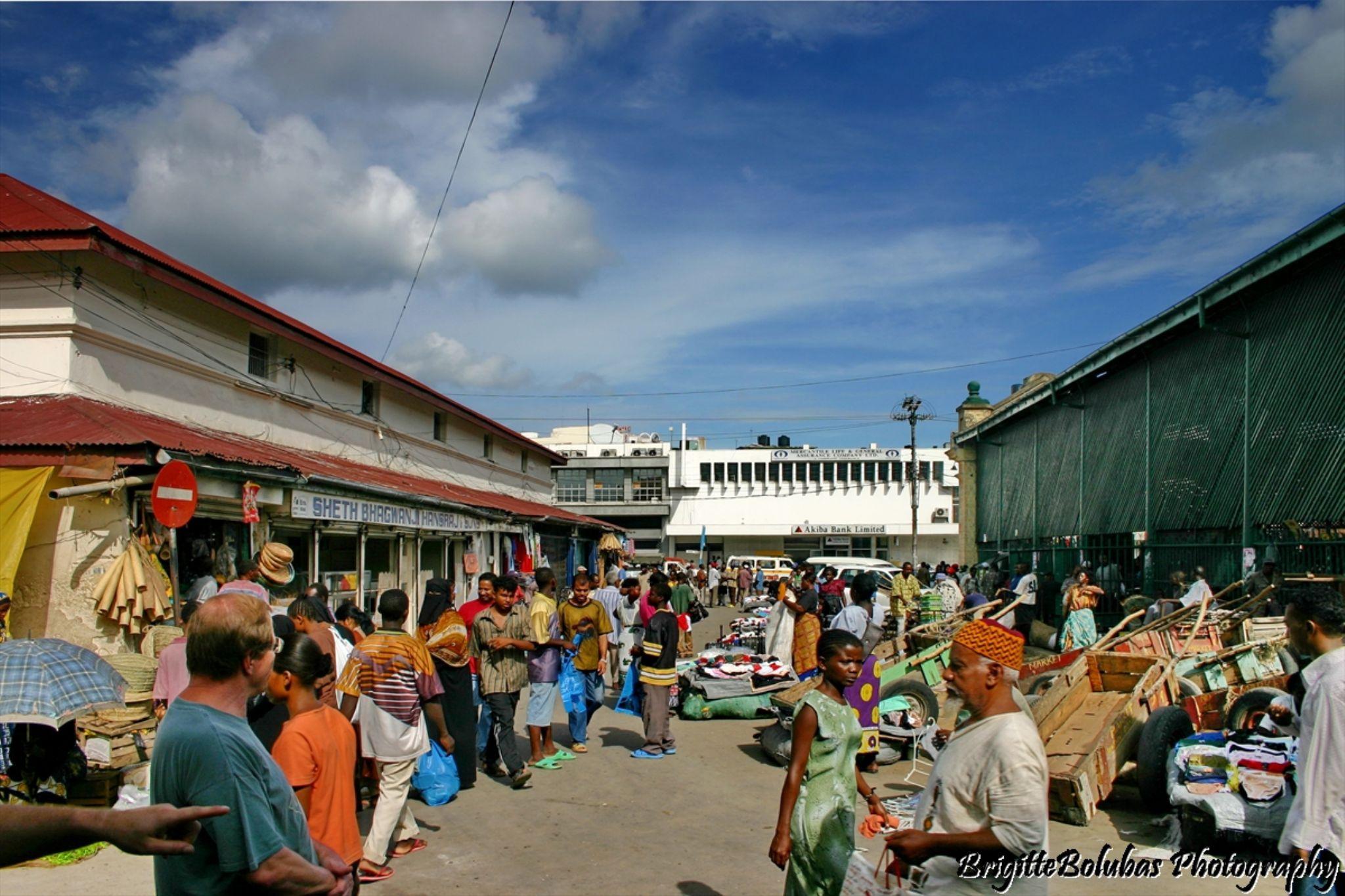 Mombasa market by LiliomToursBrigitta