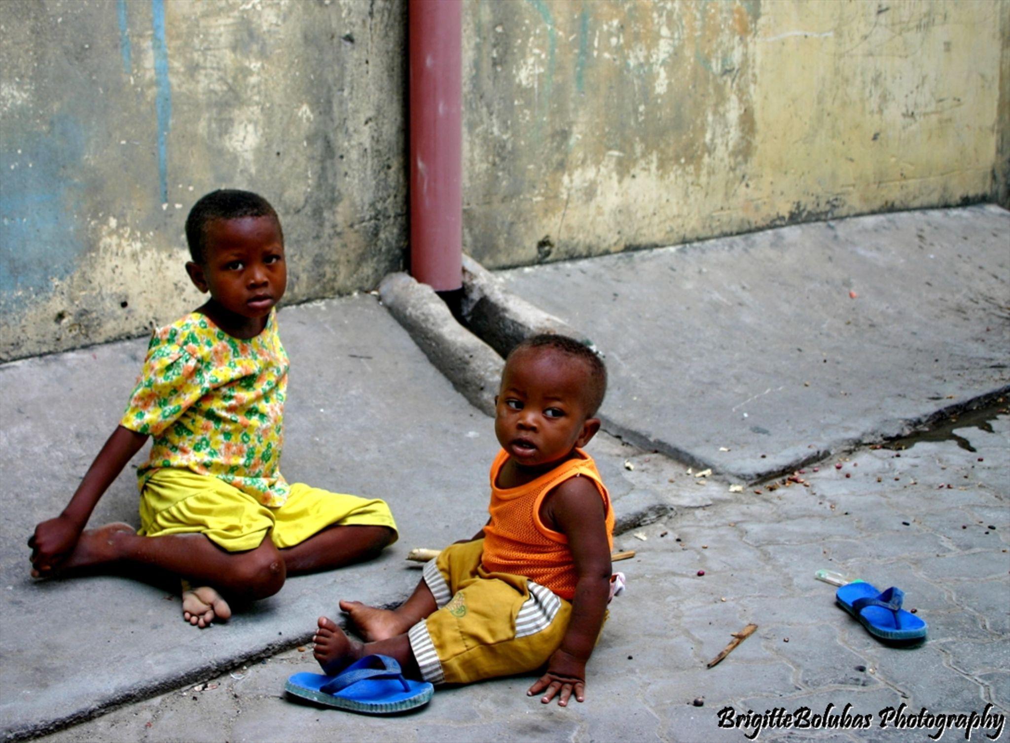 Street kids Mombasa by LiliomToursBrigitta