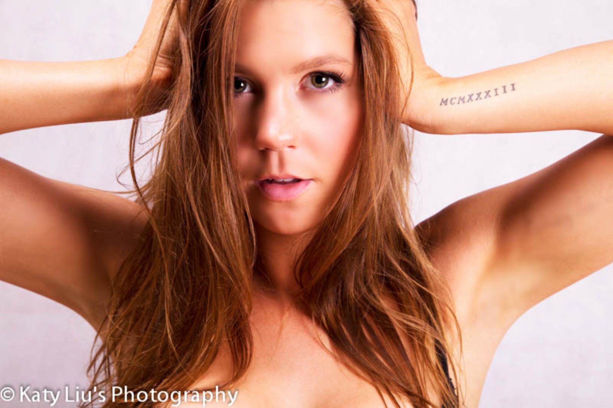 Model: Kiandra Russell  by Katy Liu