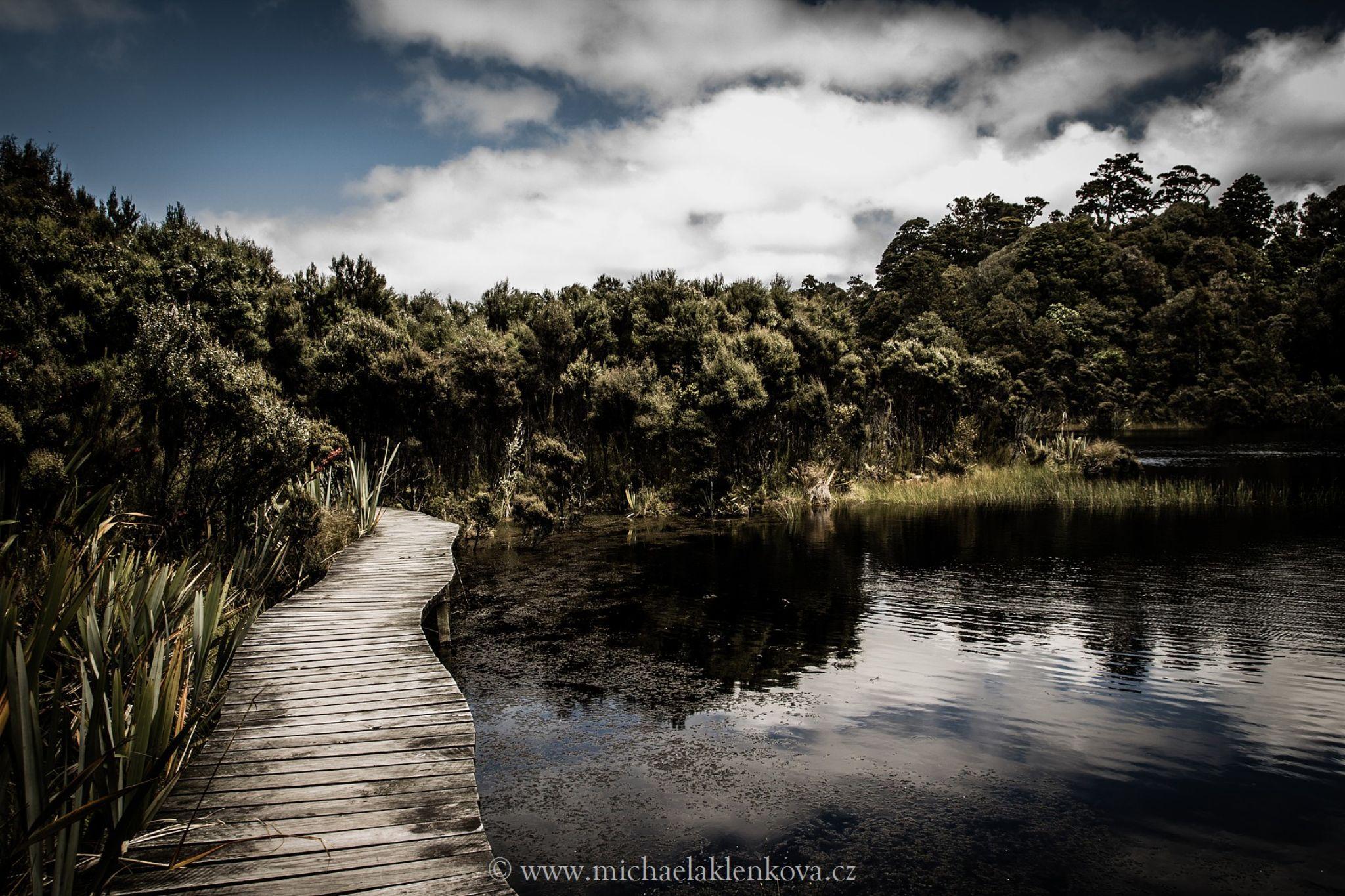 Little Lake by Michaela Klenkova
