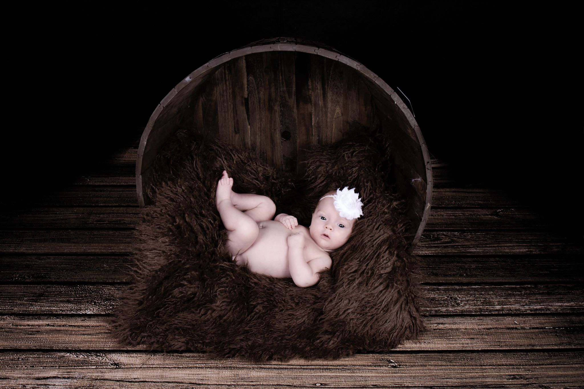 2 months old, stunning by PhotographyByChloee
