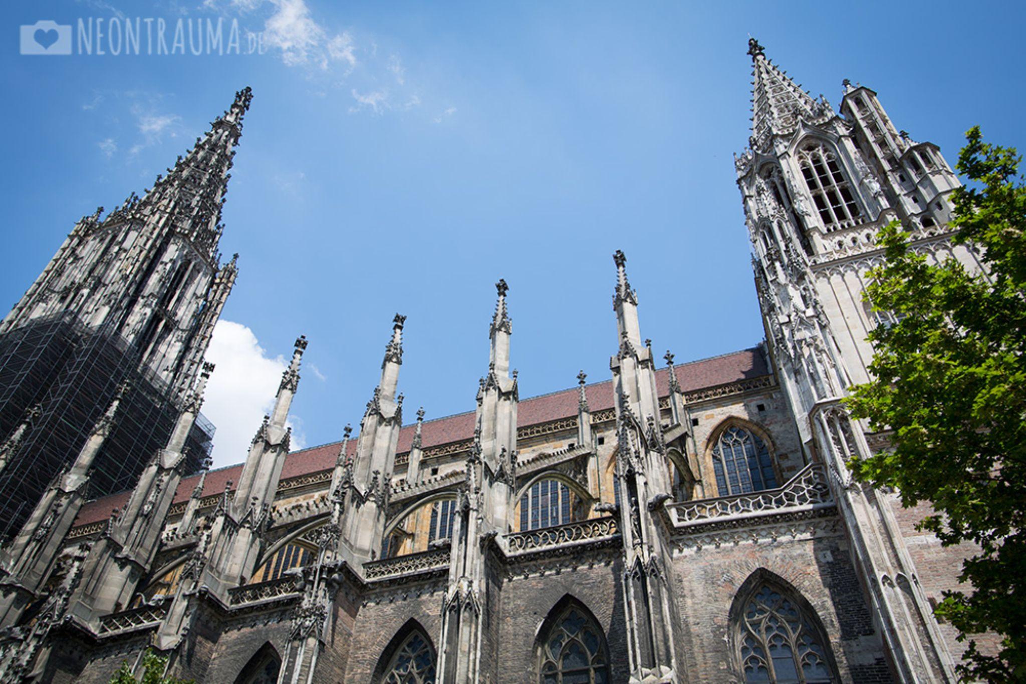 Ulmer Münster by neontrauma