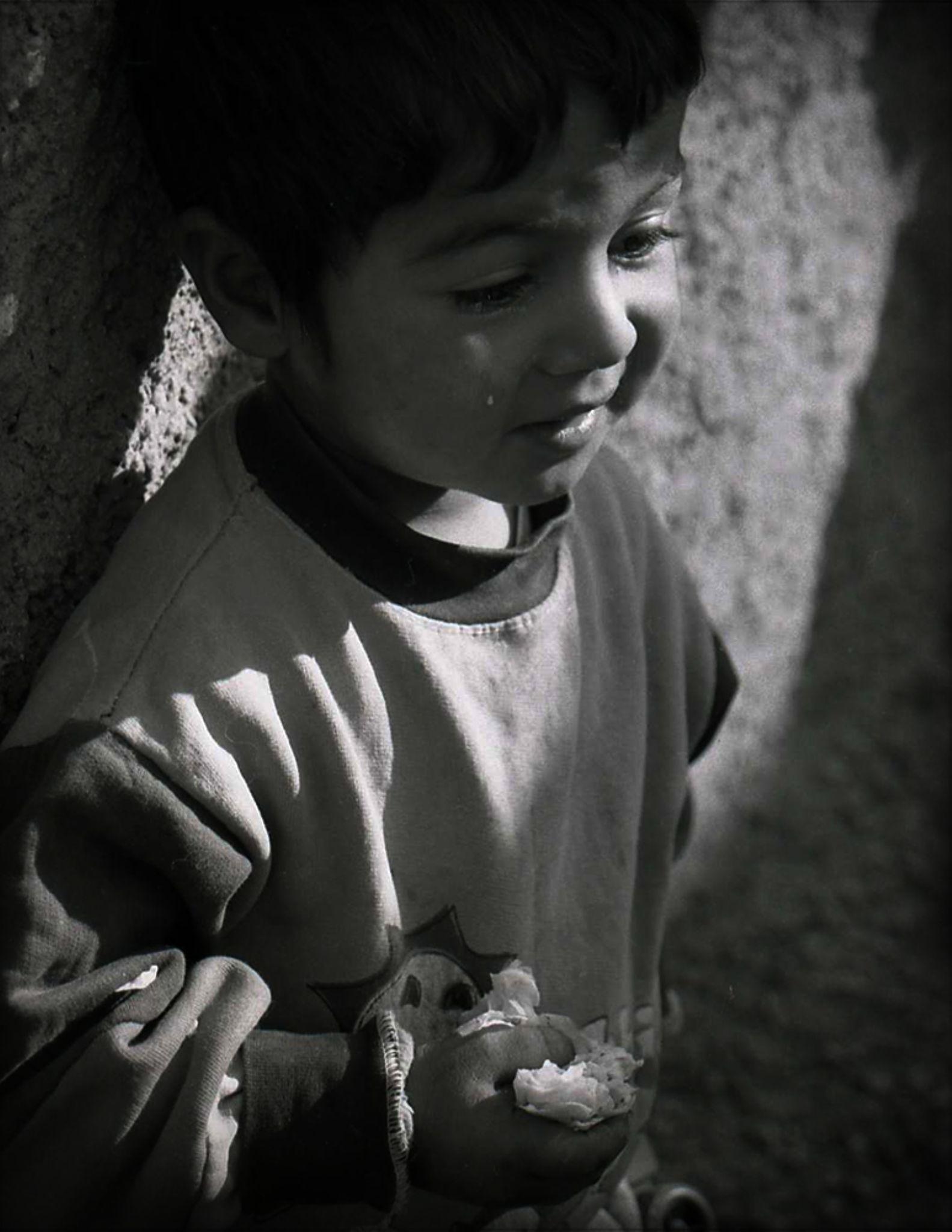 sad child by boranfot2