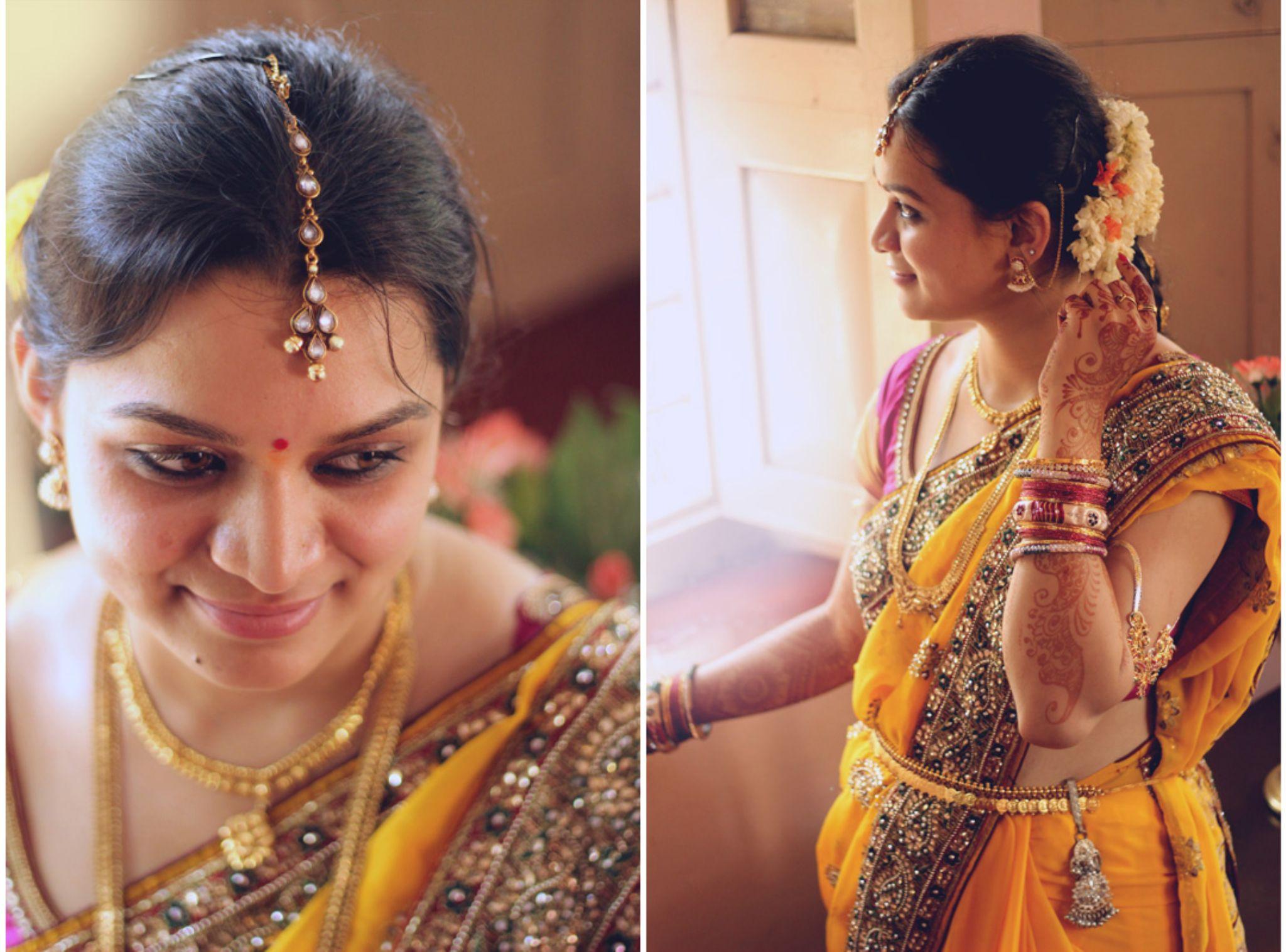 South Indian Hindu Engagement by samson jose