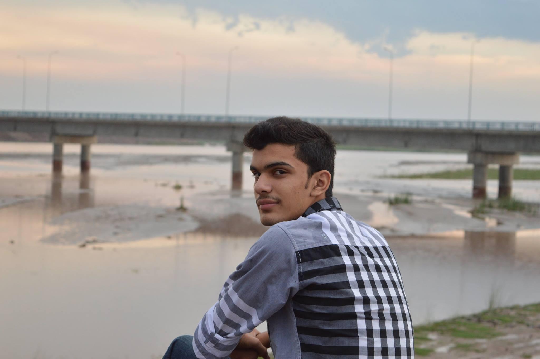 Riverside by Talha Naseer Hotiana