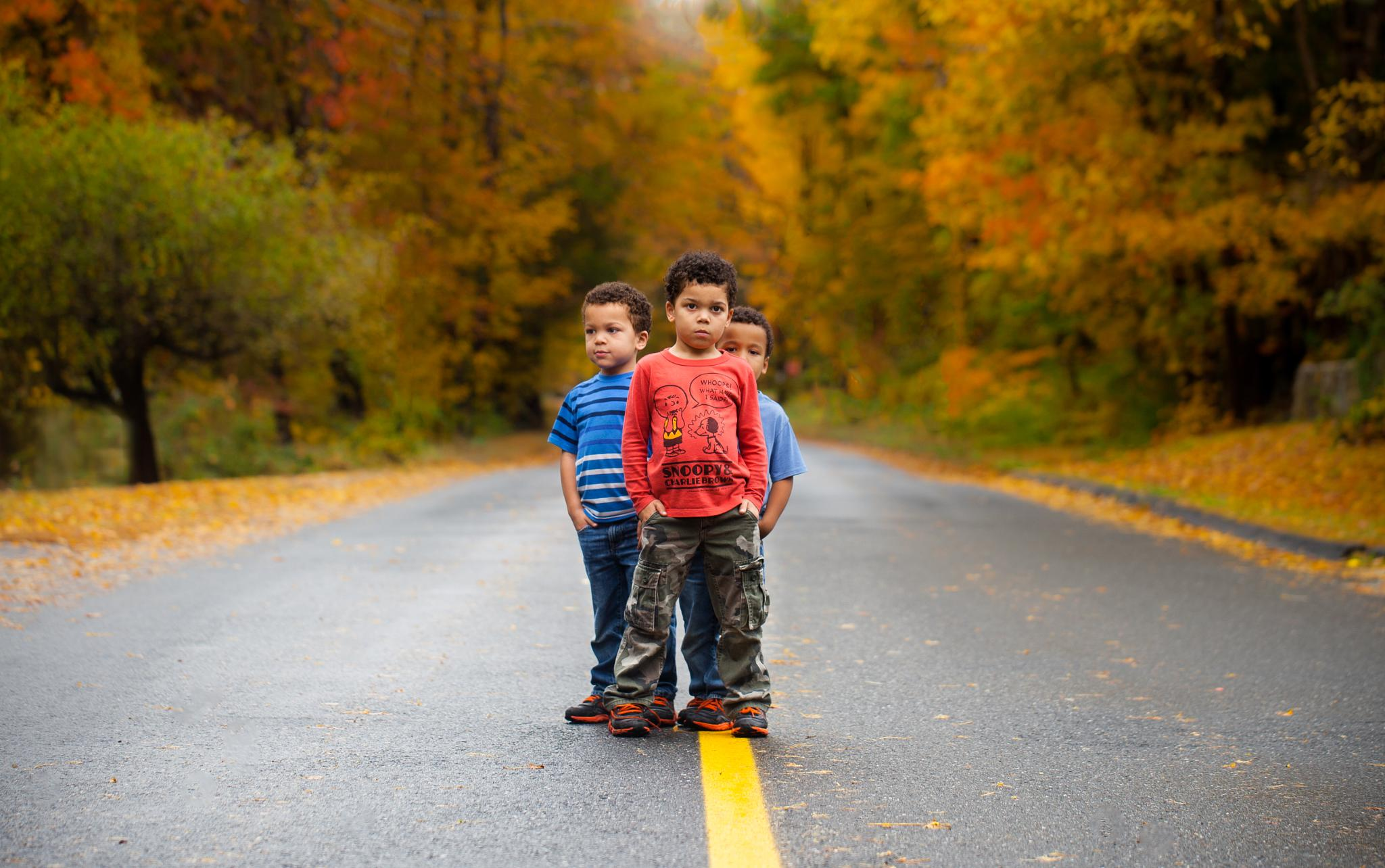 Street Kids by keith.roselle