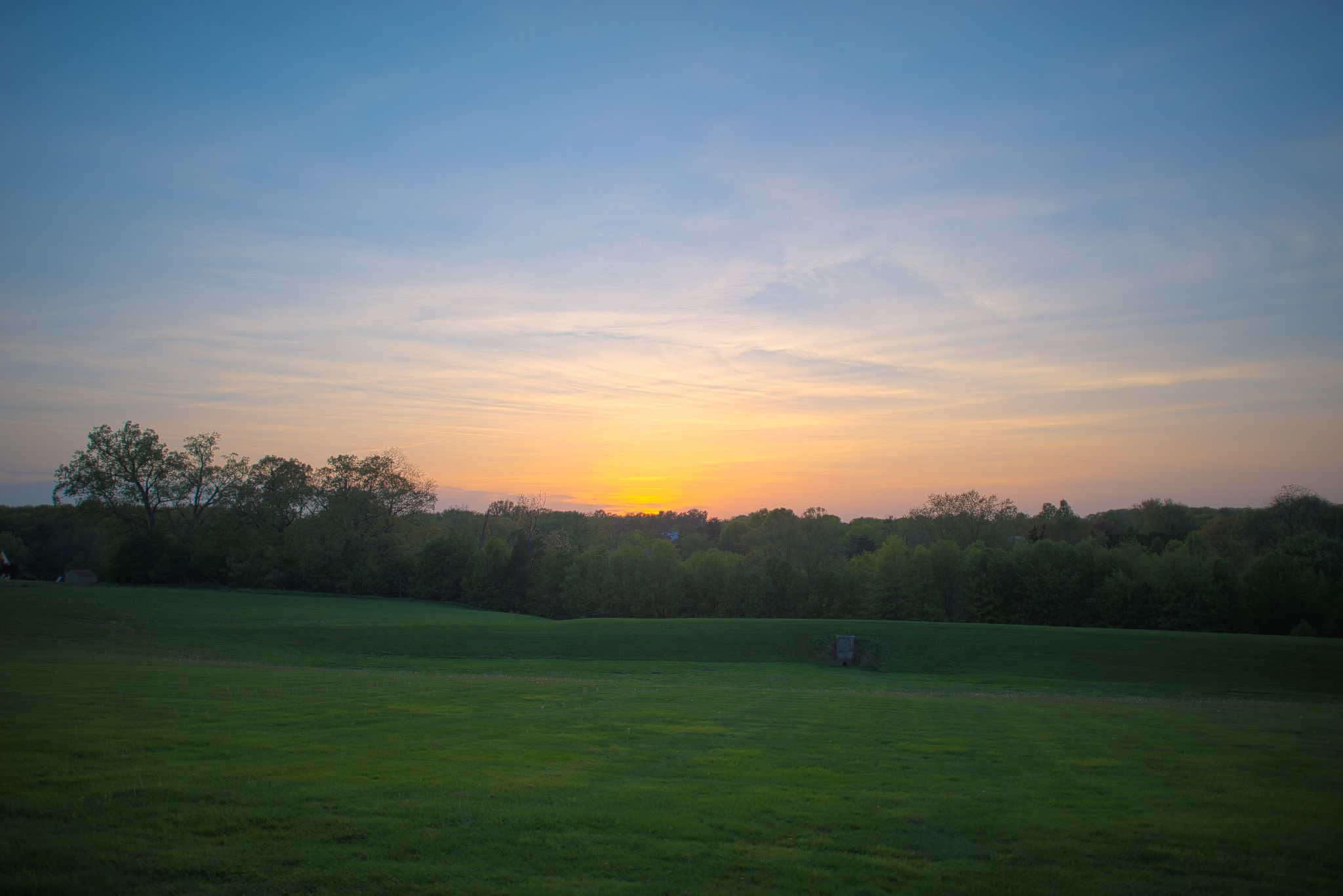 sunset HDRI by Second-Glimpse Photography